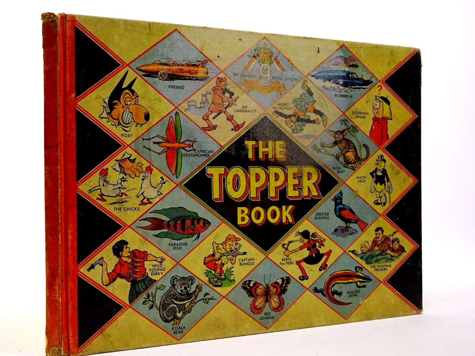 Photo of THE TOPPER BOOK 1958- Stock Number: 2130216