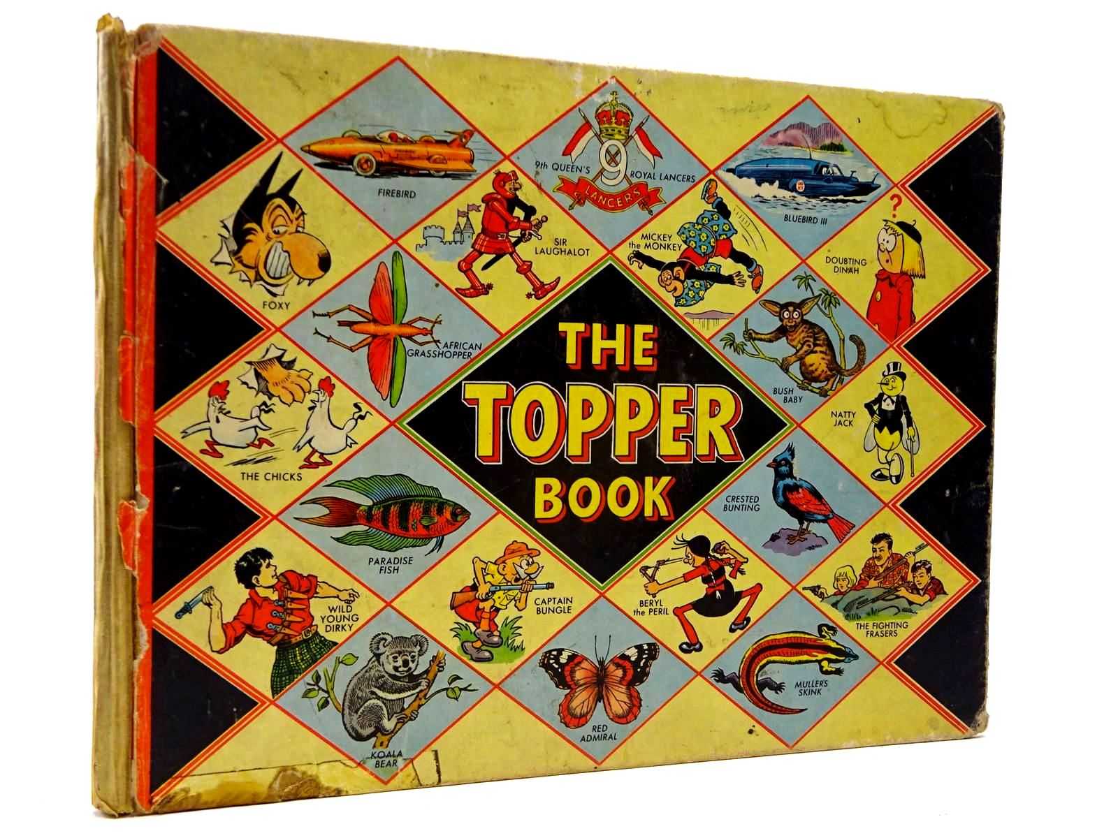 Photo of THE TOPPER BOOK 1958- Stock Number: 2130218