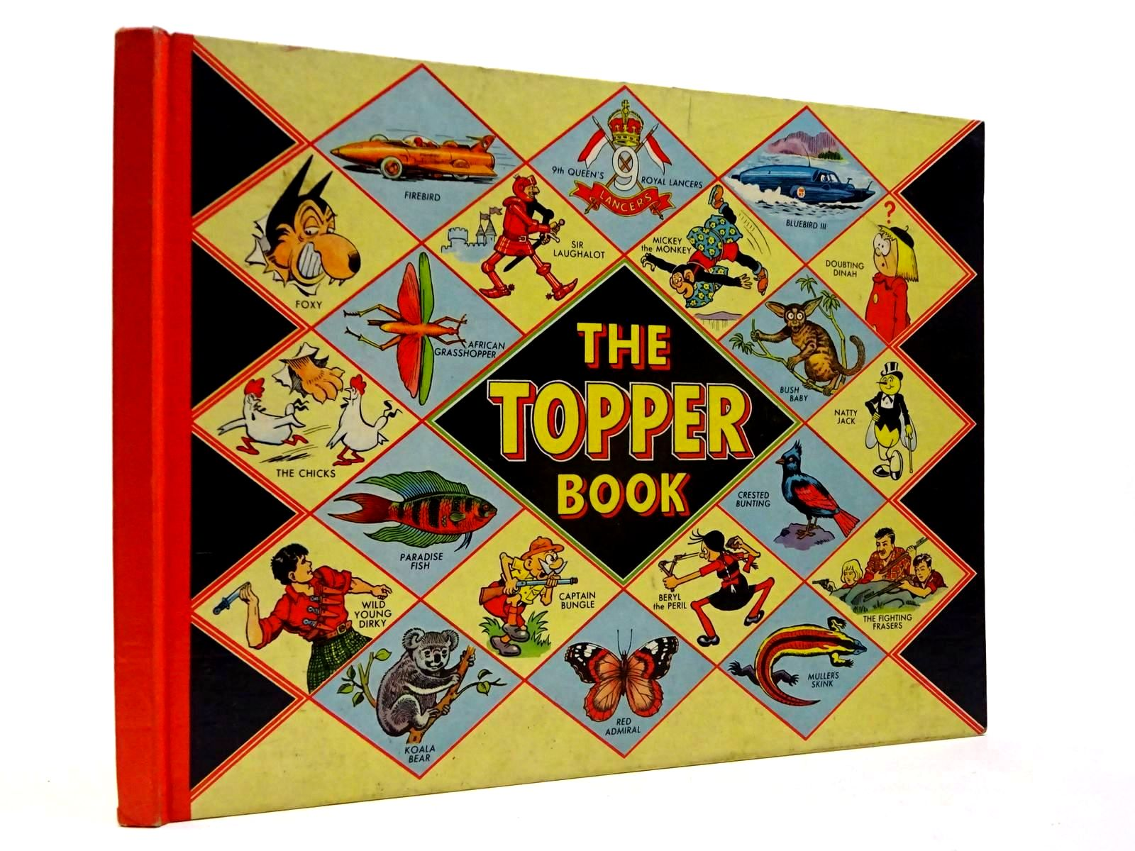 Photo of THE TOPPER BOOK 1958- Stock Number: 2130220