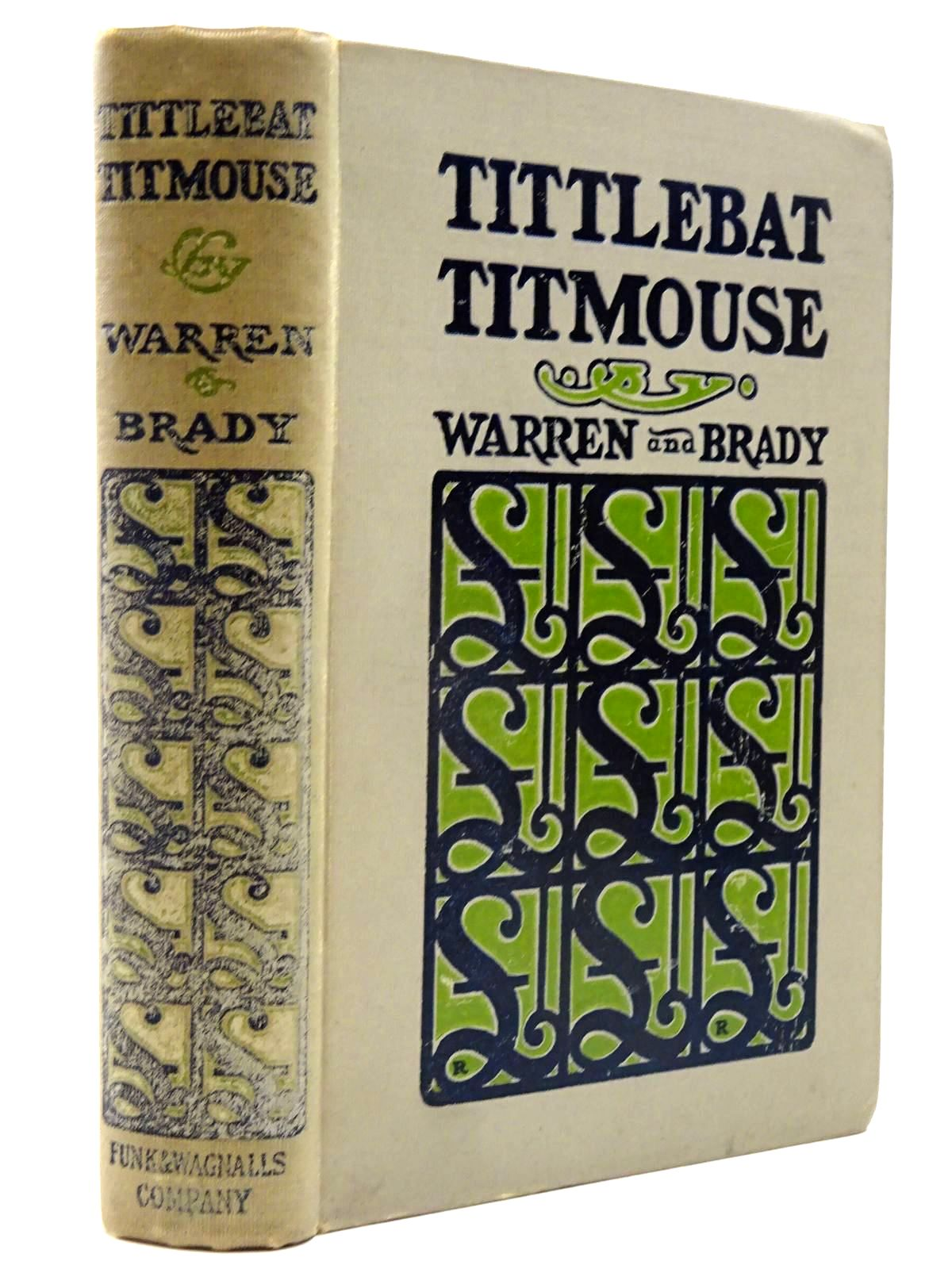 Photo of TITTLEBAT TITMOUSE- Stock Number: 2130250