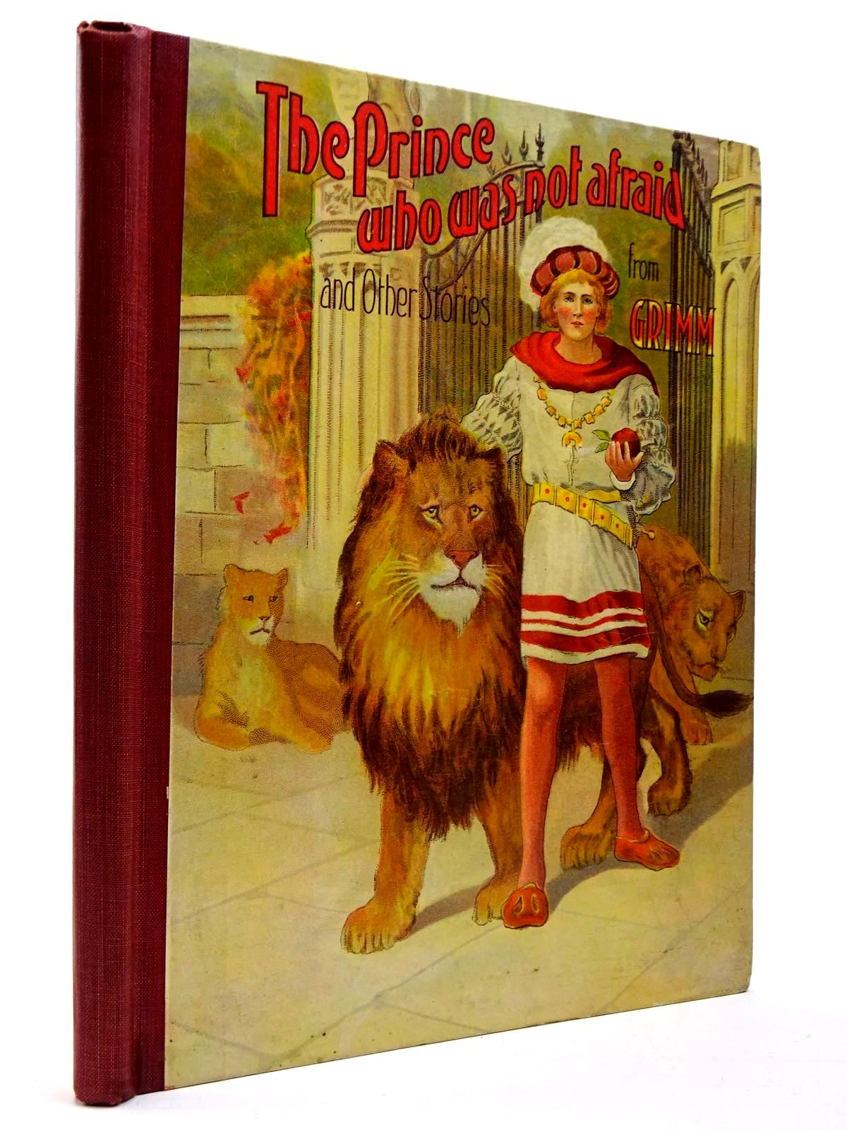 Photo of THE PRINCE WHO WAS NOT AFRAID AND OTHER STORIES- Stock Number: 2130252