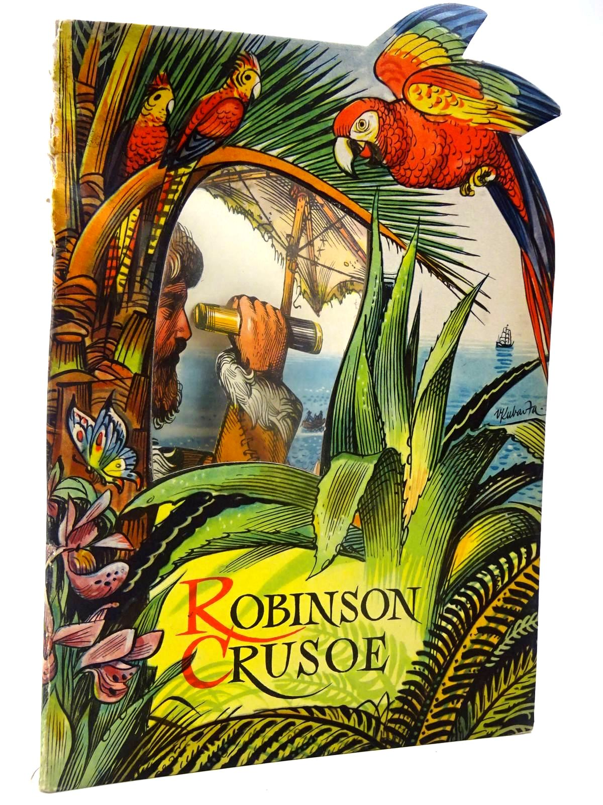 Photo of ROBINSON CRUSOE- Stock Number: 2130266