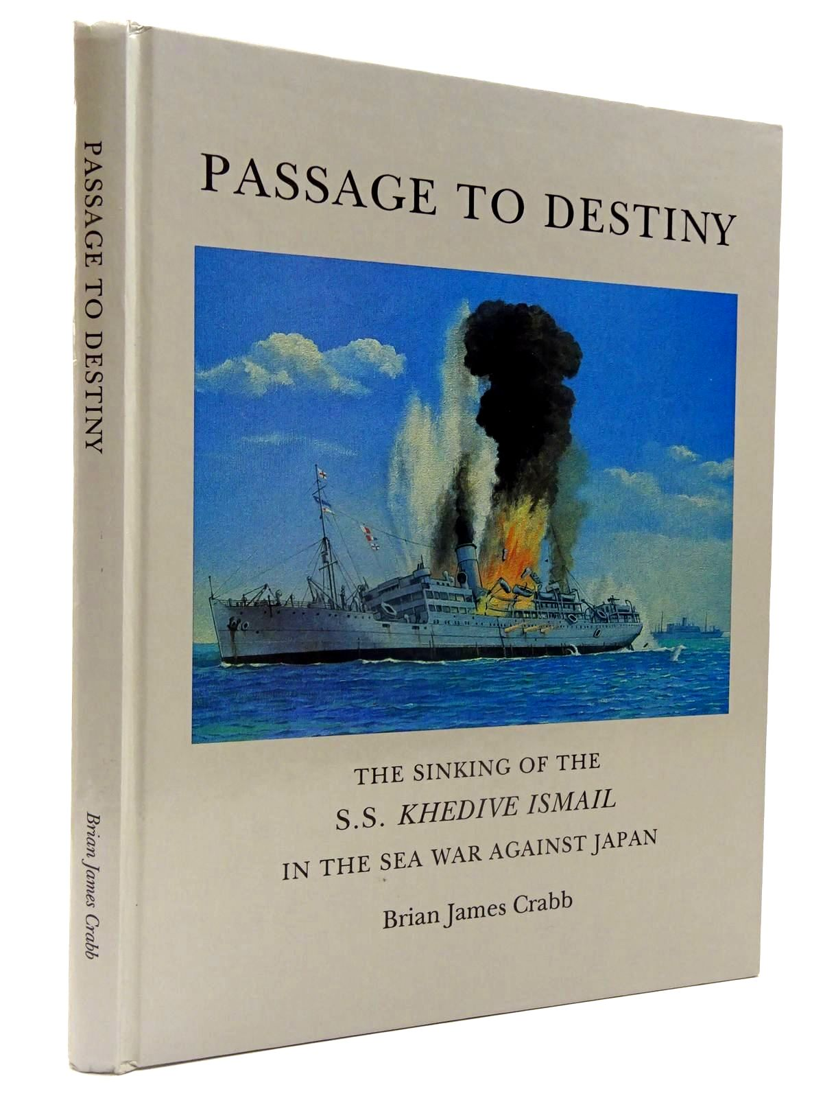 Photo of PASSAGE TO DESTINY written by Crabb, Brian James published by Paul Watkins (STOCK CODE: 2130289)  for sale by Stella & Rose's Books