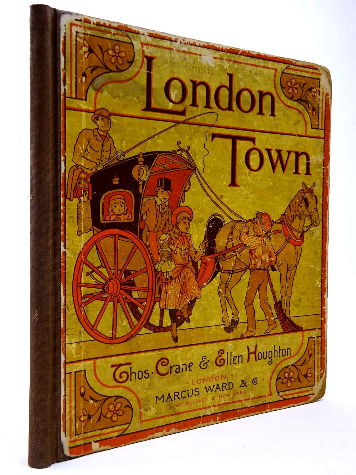 Photo of LONDON TOWN- Stock Number: 2130297