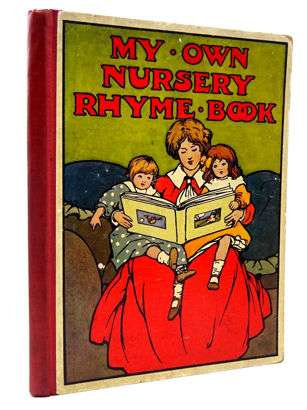 Photo of MY OWN NURSERY RHYME BOOK- Stock Number: 2130306