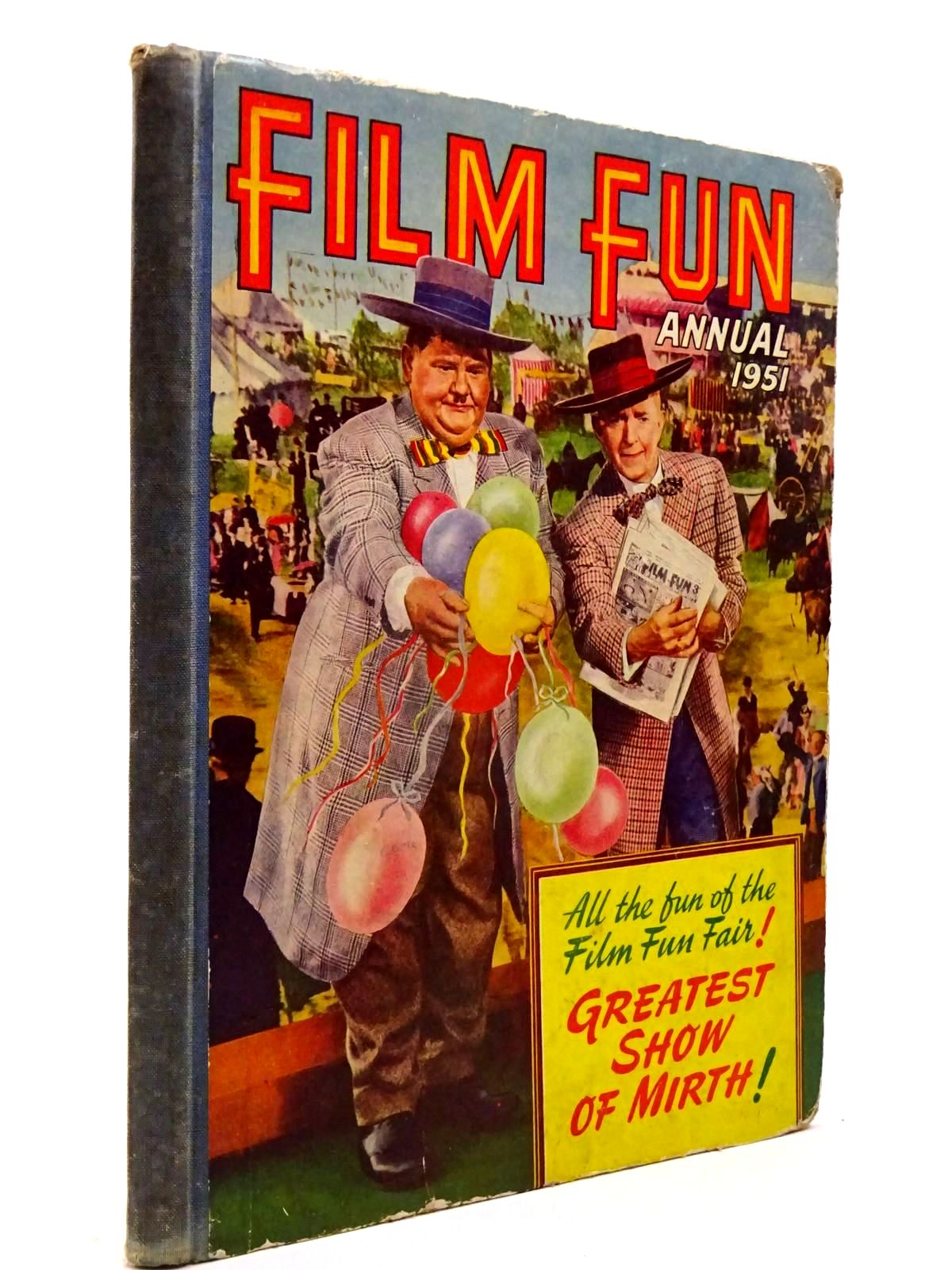 Photo of FILM FUN ANNUAL 1951- Stock Number: 2130307