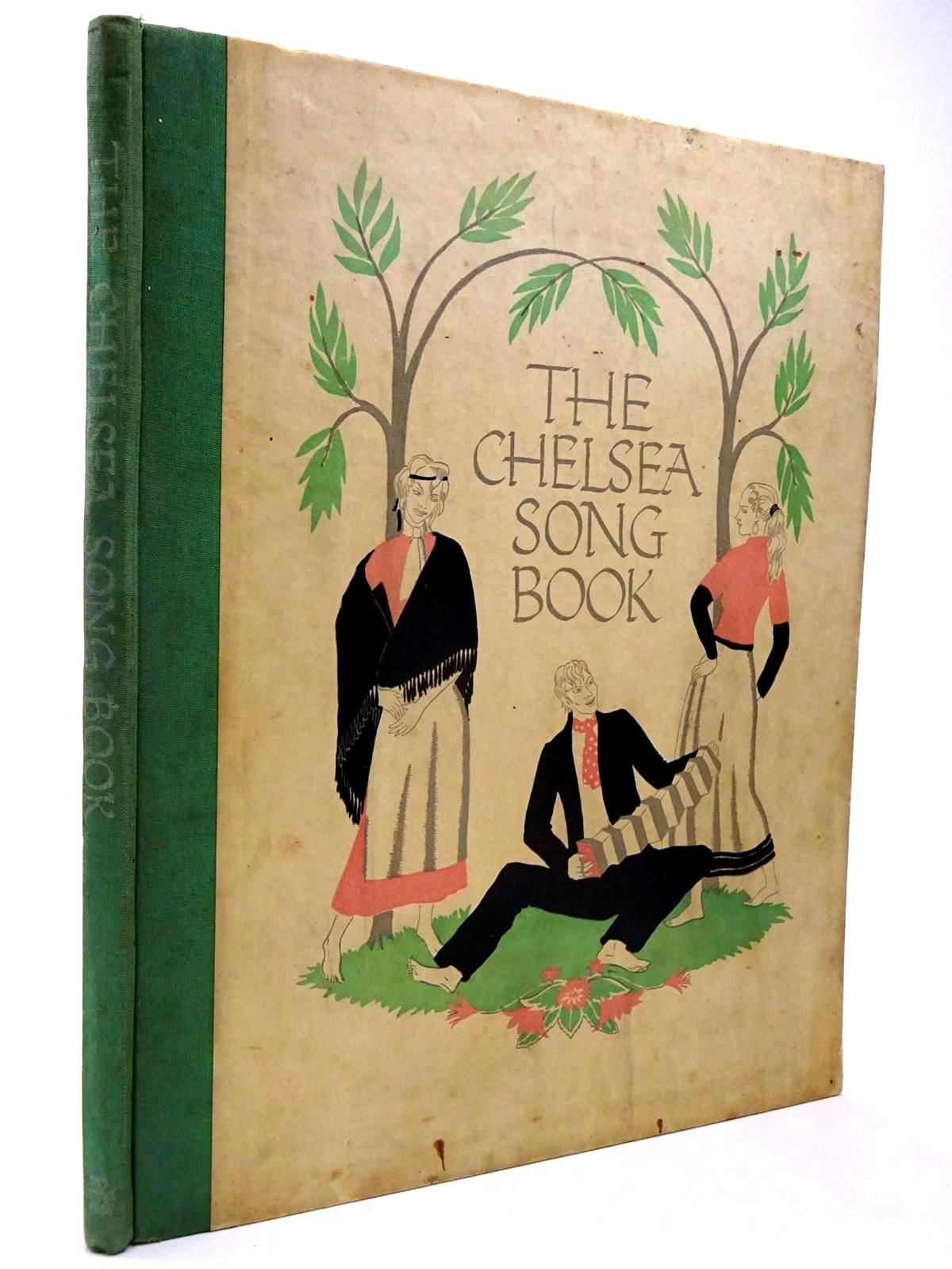 Photo of THE CHELSEA SONG BOOK- Stock Number: 2130310