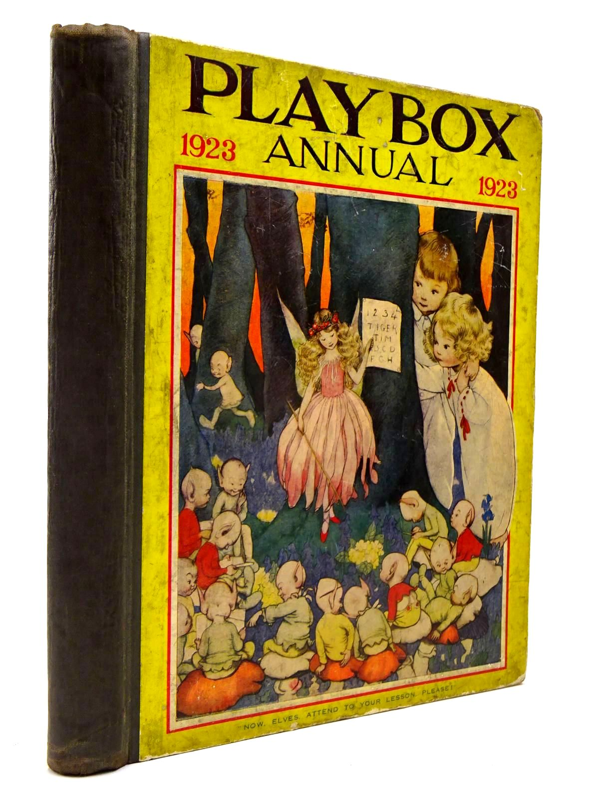 Photo of PLAYBOX ANNUAL 1923- Stock Number: 2130312