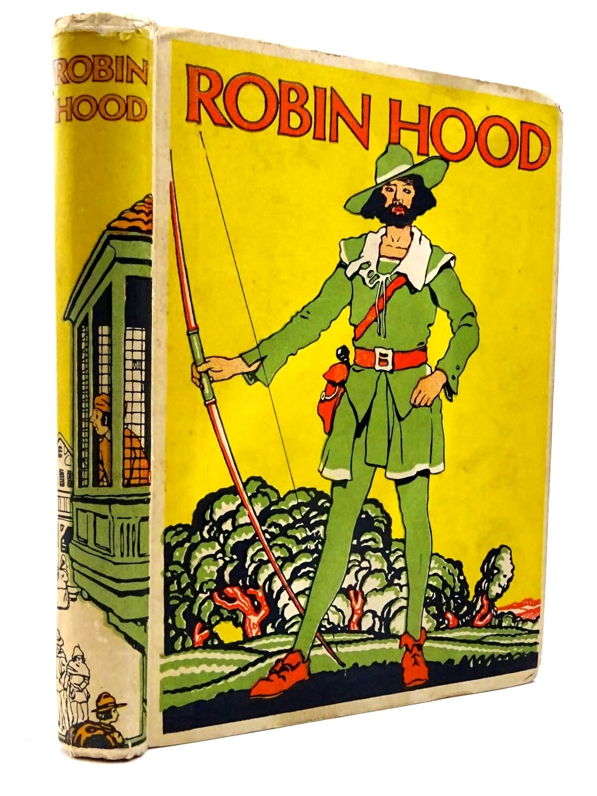 Photo of STORIES OF ROBIN HOOD- Stock Number: 2130313