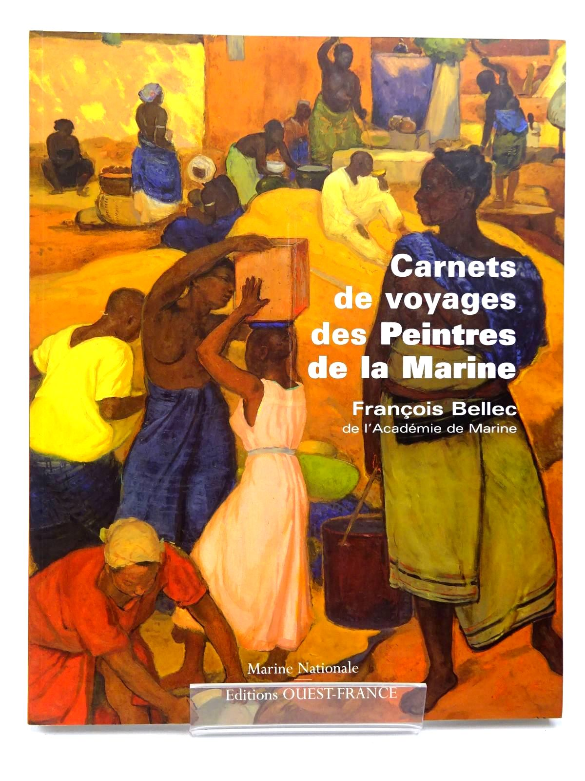 Photo of CARNETS DE VOYAGES DES PEINTRES DE LA MARINE- Stock Number: 2130337