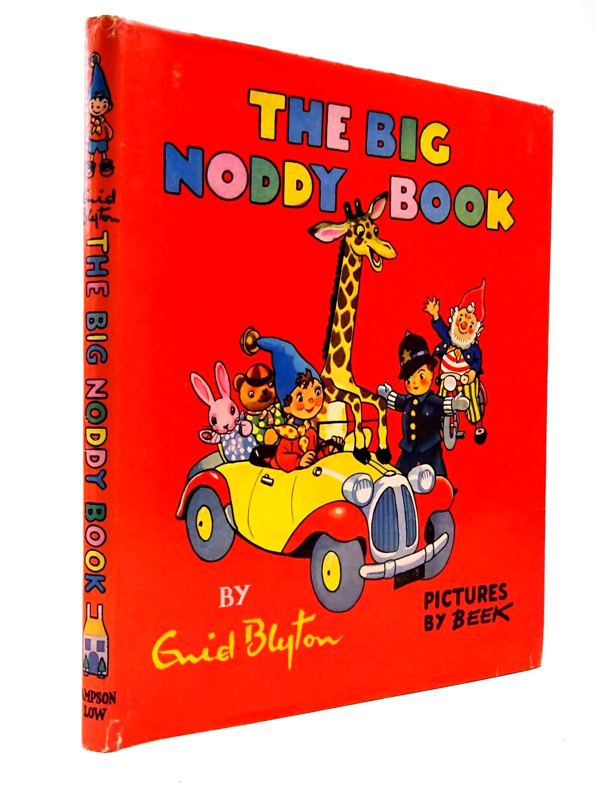 Photo of THE BIG NODDY BOOK- Stock Number: 2130343
