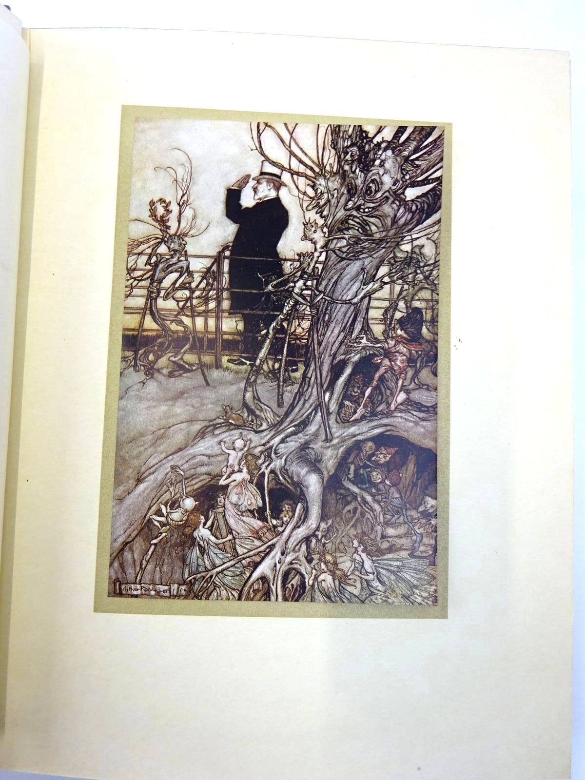 Photo of PETER PAN IN KENSINGTON GARDENS written by Barrie, J.M. illustrated by Rackham, Arthur published by Hodder & Stoughton (STOCK CODE: 2130358)  for sale by Stella & Rose's Books