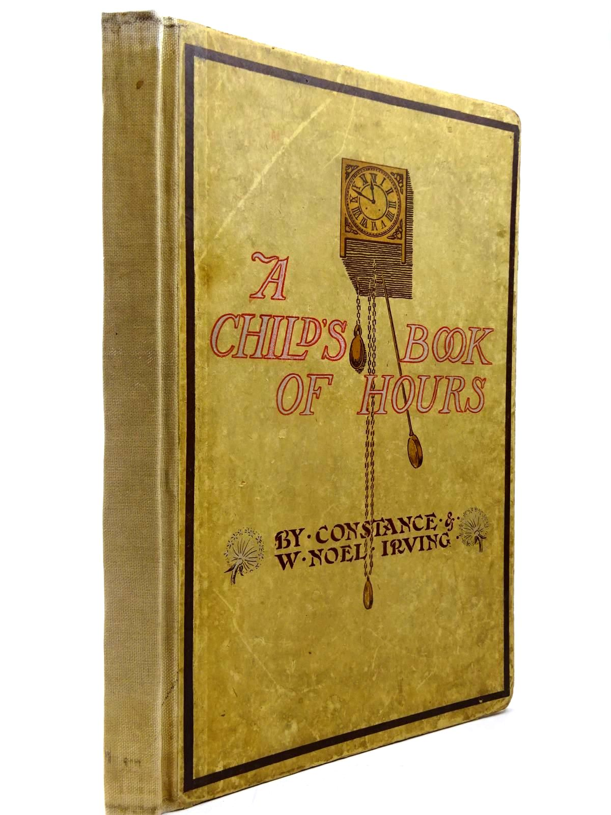 Photo of A CHILD'S BOOK OF HOURS- Stock Number: 2130370