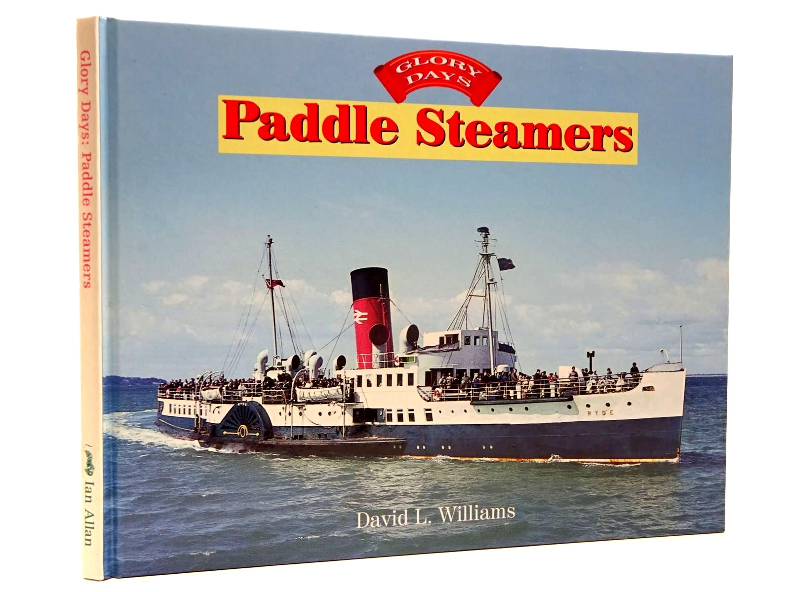 Photo of PADDLE STEAMERS- Stock Number: 2130375