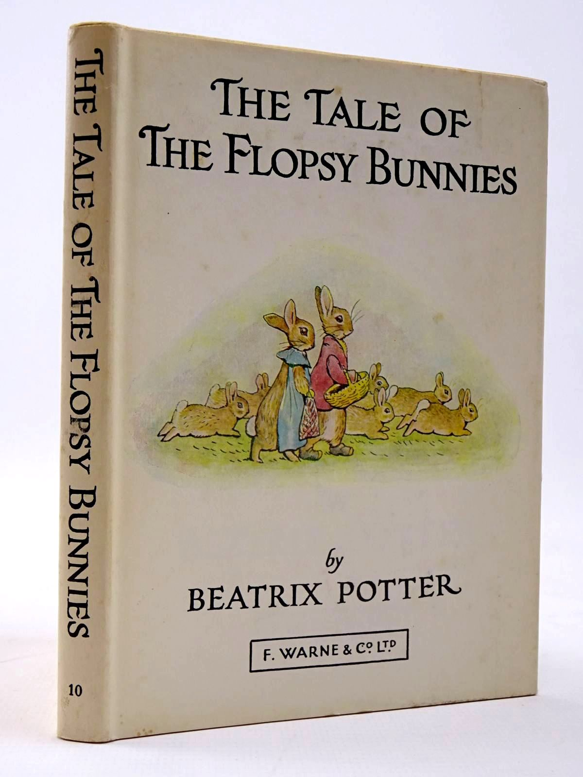 Photo of THE TALE OF THE FLOPSY BUNNIES- Stock Number: 2130402