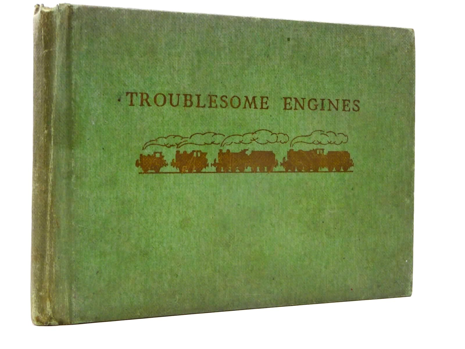 Photo of TROUBLESOME ENGINES- Stock Number: 2130422