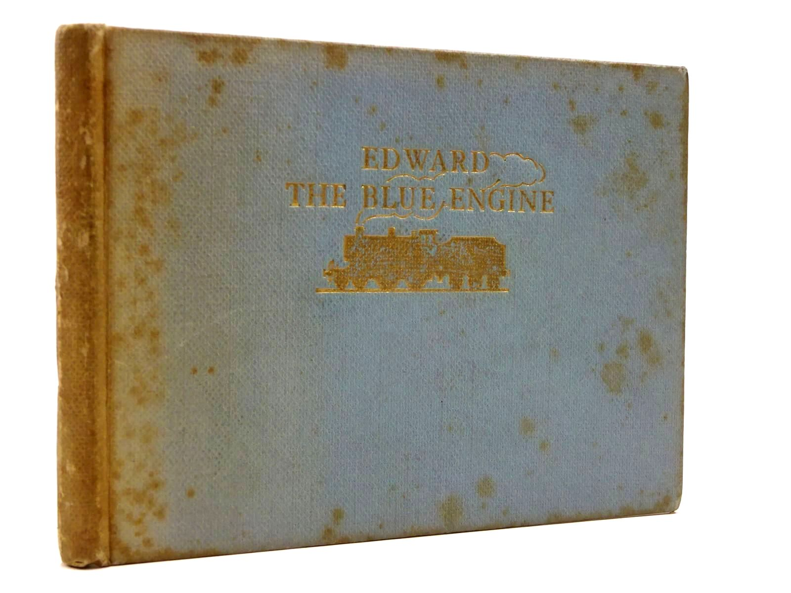 Photo of EDWARD THE BLUE ENGINE written by Awdry, Rev. W. illustrated by Dalby, C. Reginald published by Edmund Ward Ltd. (STOCK CODE: 2130425)  for sale by Stella & Rose's Books