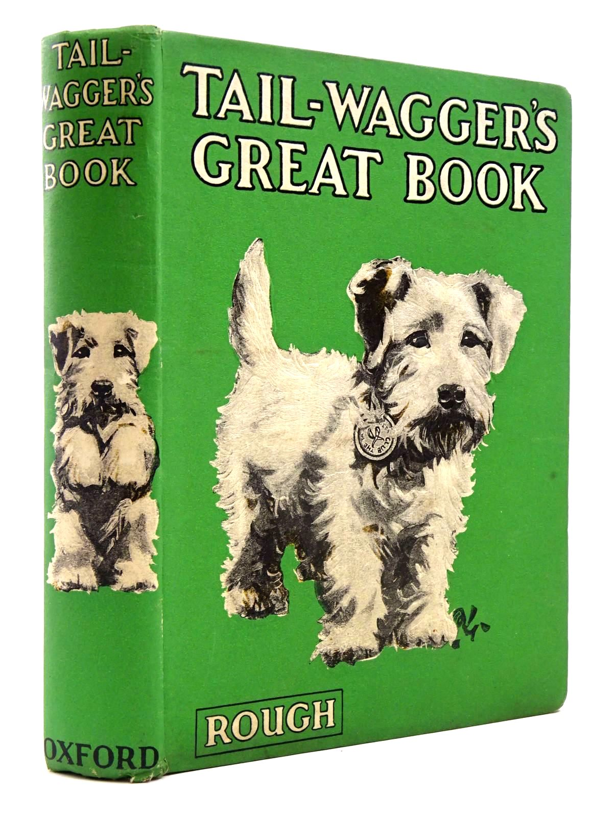 Photo of TAIL-WAGGER'S GREAT BOOK- Stock Number: 2130496