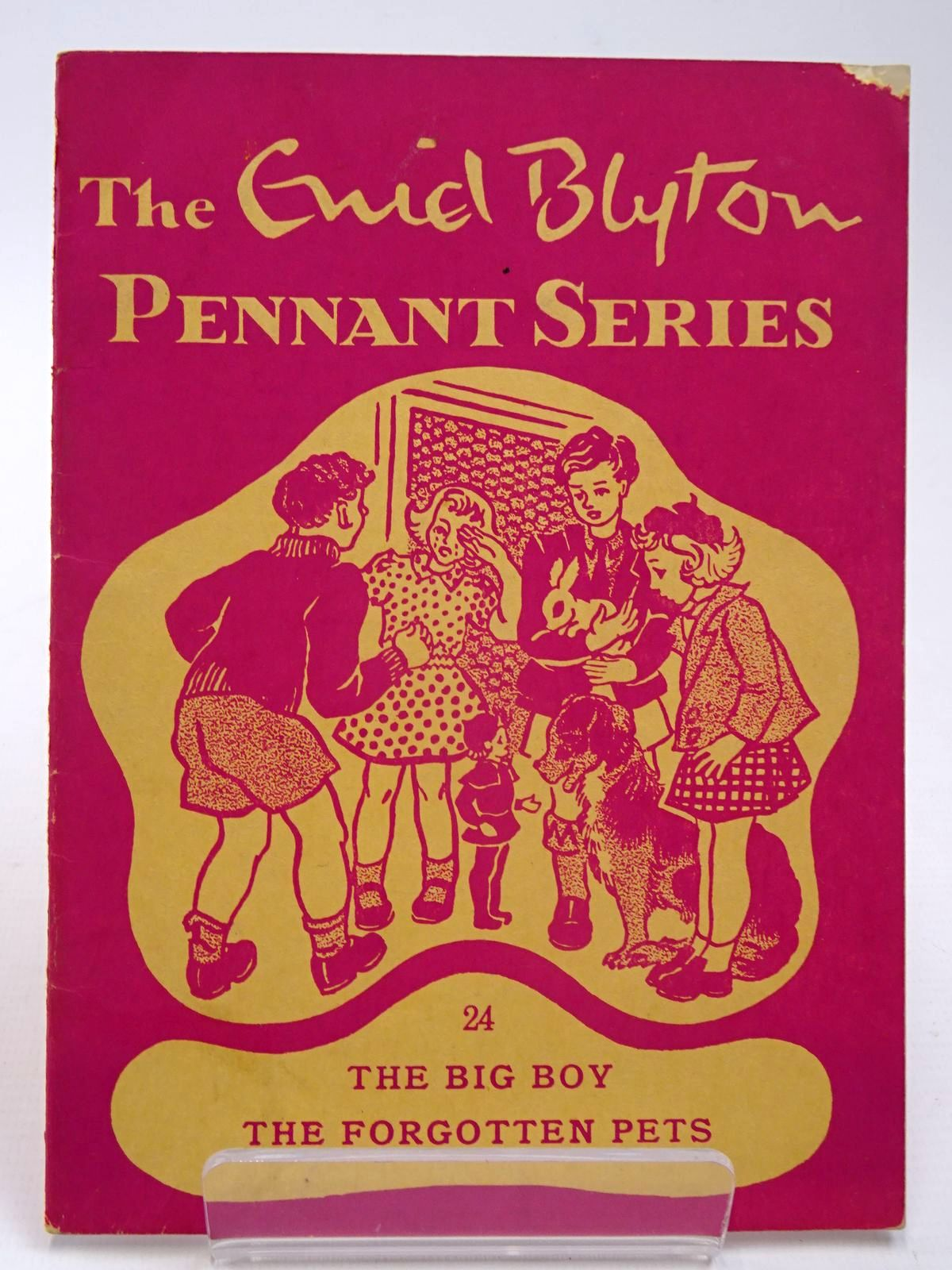 Photo of THE ENID BLYTON PENNANT SERIES No. 24 THE BIG BOY / THE FORGOTTEN PETS written by Blyton, Enid illustrated by Soper, Eileen Main, Jean published by Macmillan & Co. Ltd. (STOCK CODE: 2130532)  for sale by Stella & Rose's Books