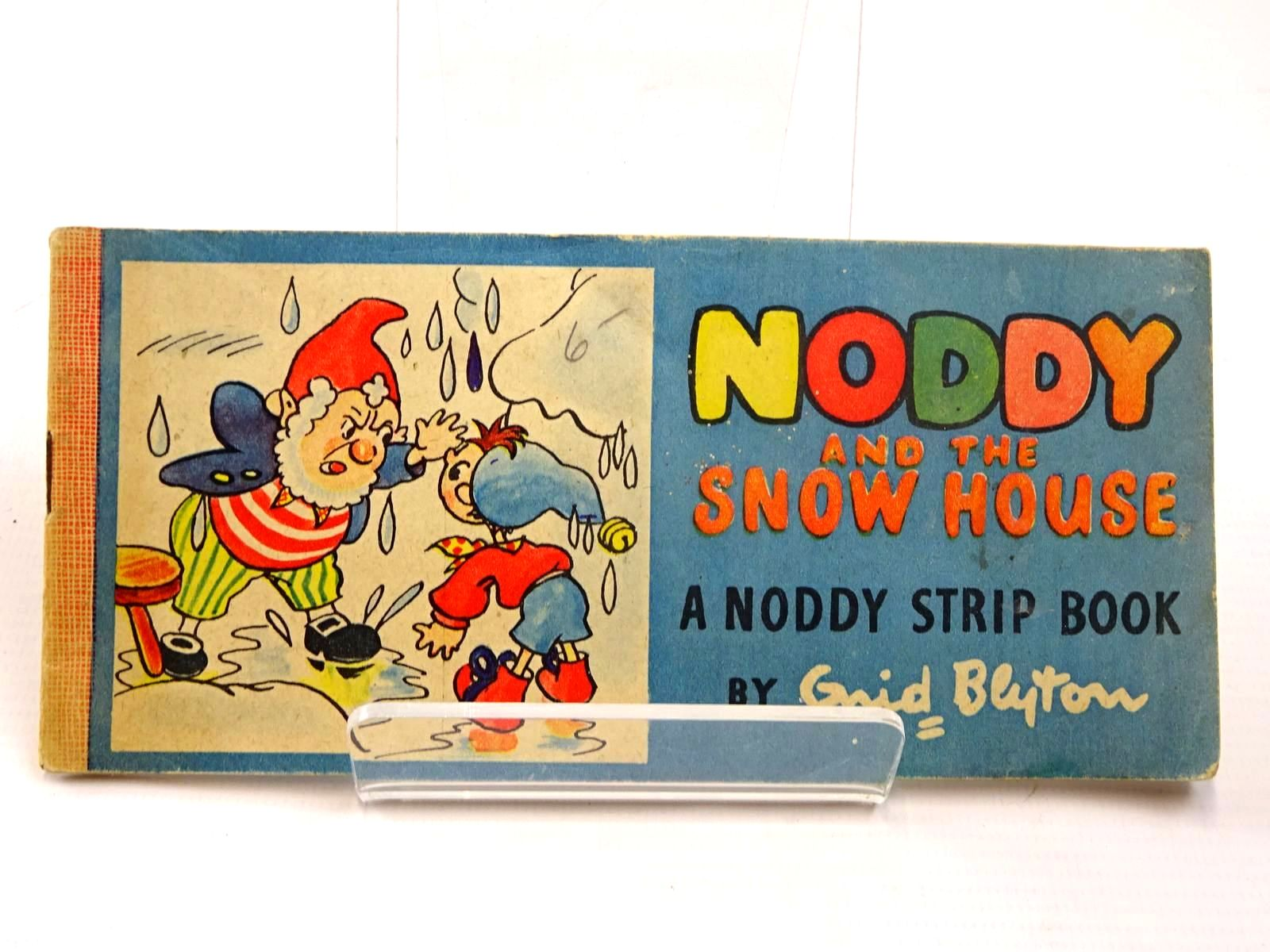 Photo of NODDY AND THE SNOW HOUSE written by Blyton, Enid illustrated by Beek,  published by Sampson Low, Marston & Co. (STOCK CODE: 2130546)  for sale by Stella & Rose's Books