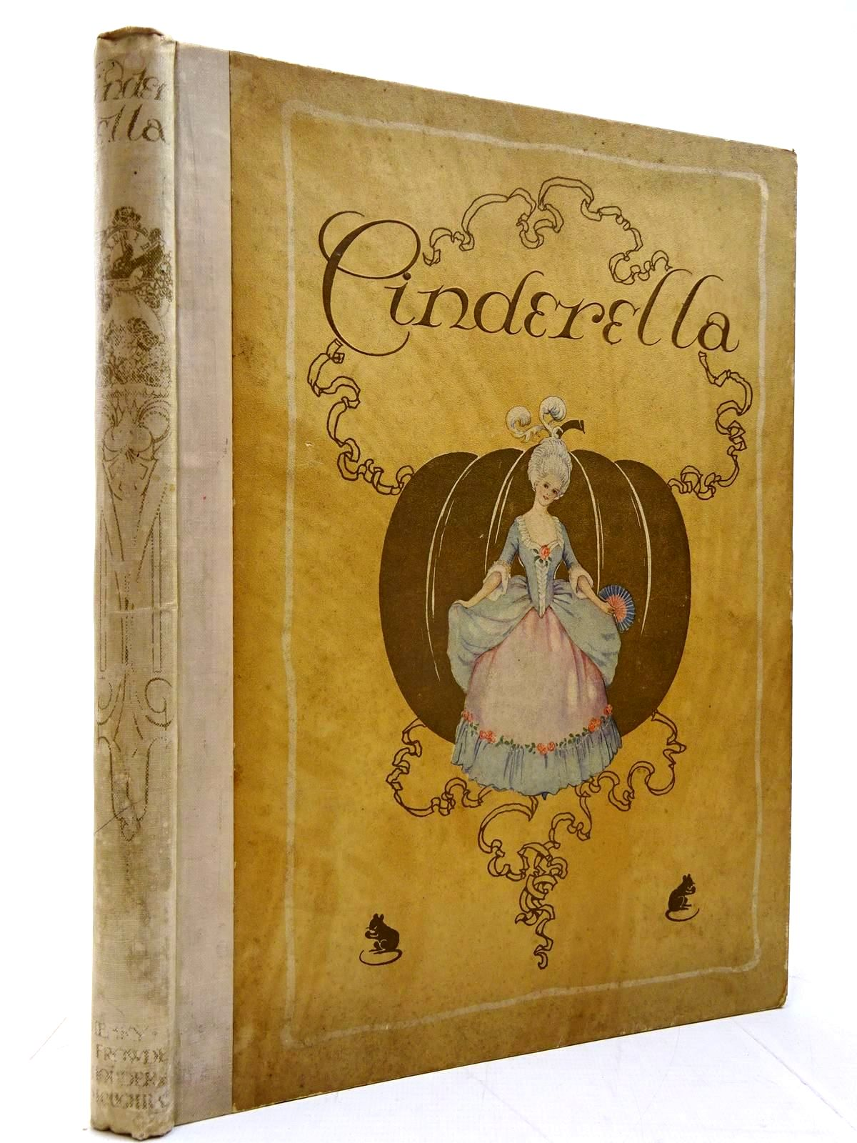 Photo of CINDERELLA written by Sowerby, Githa illustrated by Sowerby, Millicent published by Hodder & Stoughton, Henry Frowde (STOCK CODE: 2130566)  for sale by Stella & Rose's Books