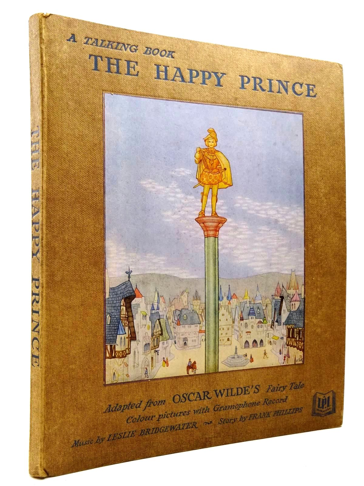 Photo of THE HAPPY PRINCE A TALKING BOOK written by Wilde, Oscar Lake, Minnie illustrated by Paul, H. published by Horace Marshall & Son Ltd. (STOCK CODE: 2130567)  for sale by Stella & Rose's Books