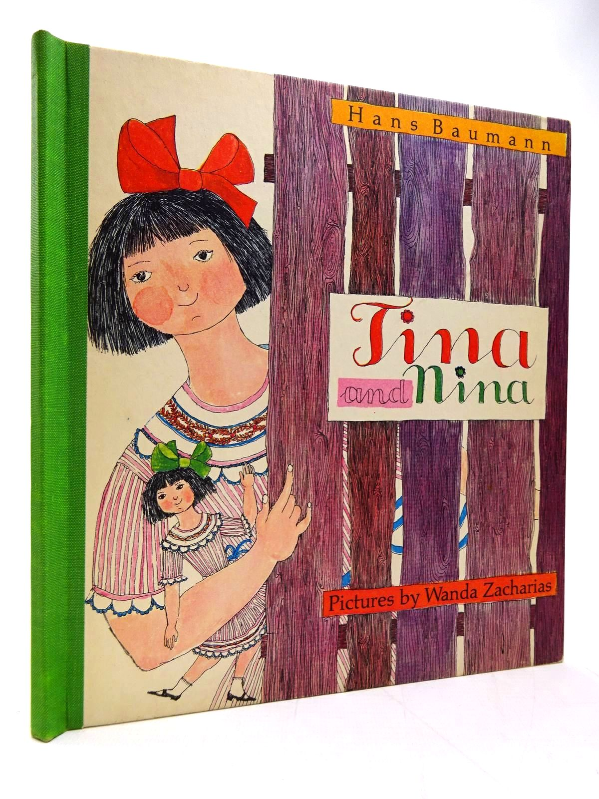 Photo of TINA AND NINA written by Baumann, Hans illustrated by Zacharias, Wanda published by Oxford University Press (STOCK CODE: 2130574)  for sale by Stella & Rose's Books