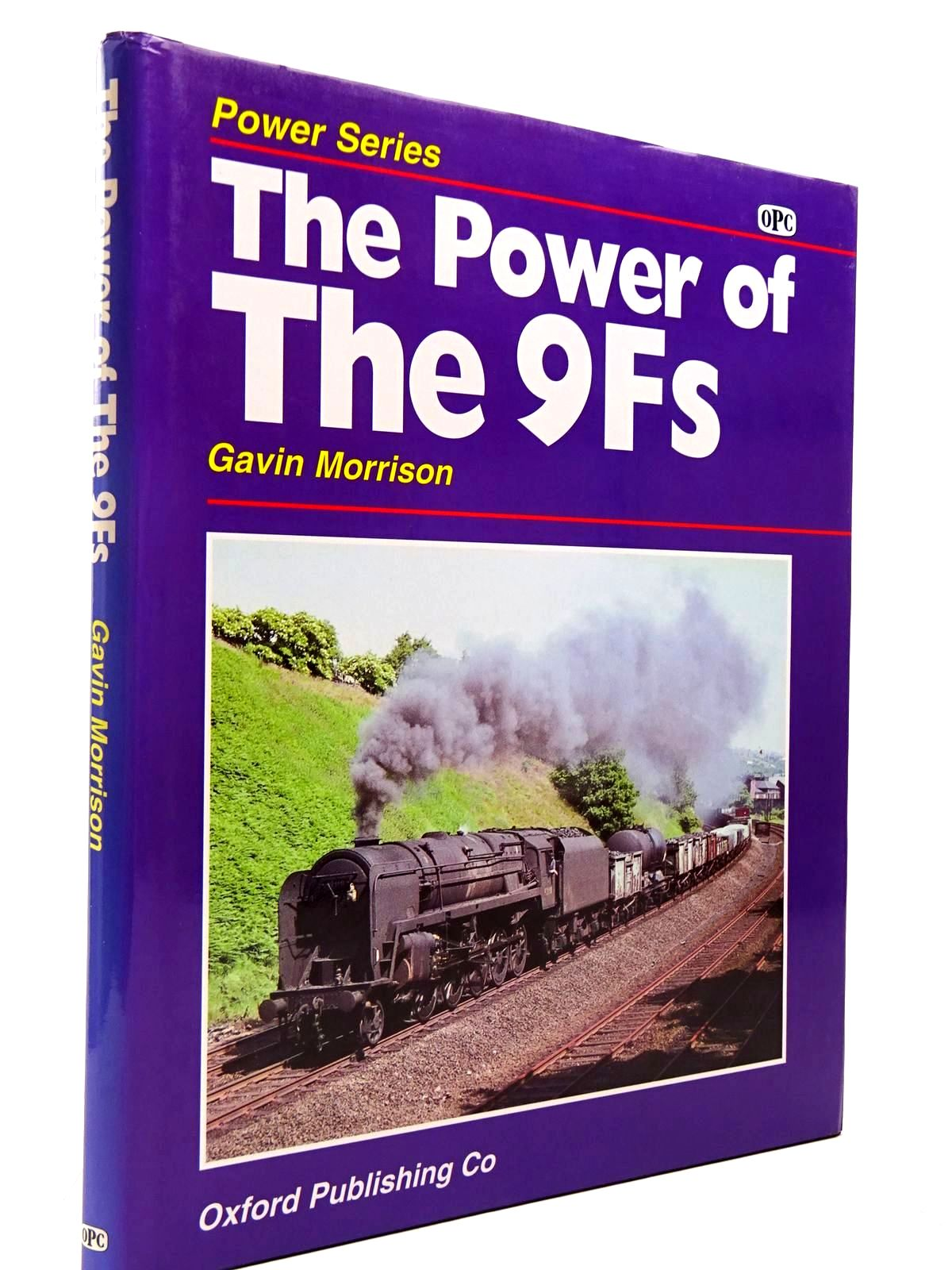 Photo of THE POWER OF THE 9FS written by Morrison, Gavin published by Oxford Publishing Co (STOCK CODE: 2130591)  for sale by Stella & Rose's Books