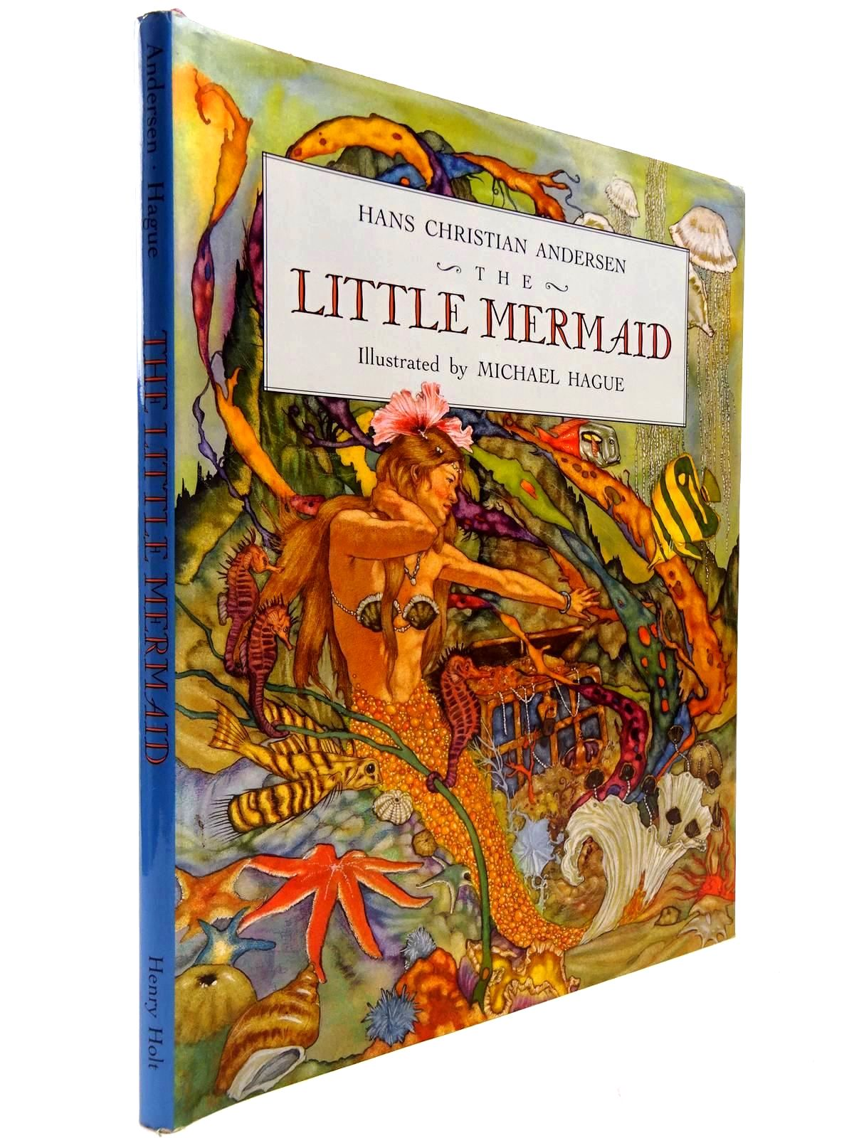 Photo of THE LITTLE MERMAID written by Andersen, Hans Christian illustrated by Hague, Michael published by Henry Holt and Company (STOCK CODE: 2130598)  for sale by Stella & Rose's Books