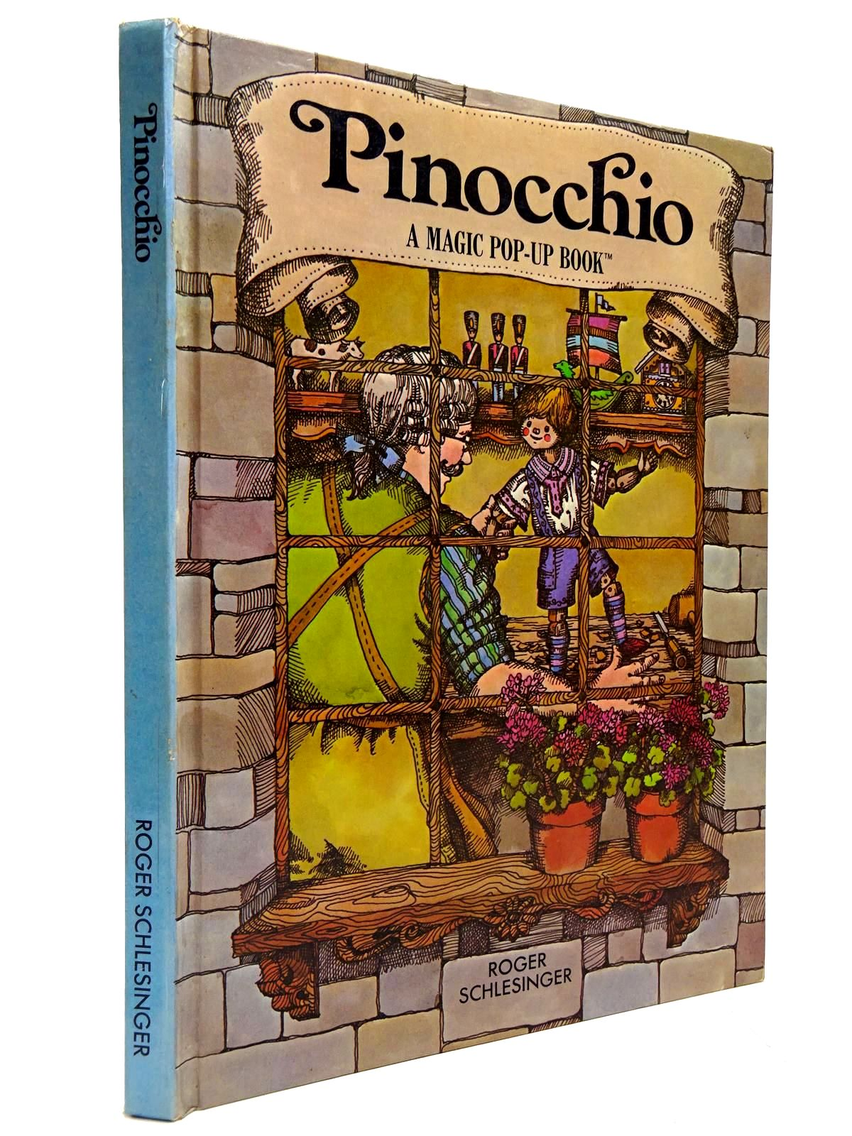 Photo of PINOCCHIO A MAGIC POP-UP BOOK- Stock Number: 2130611