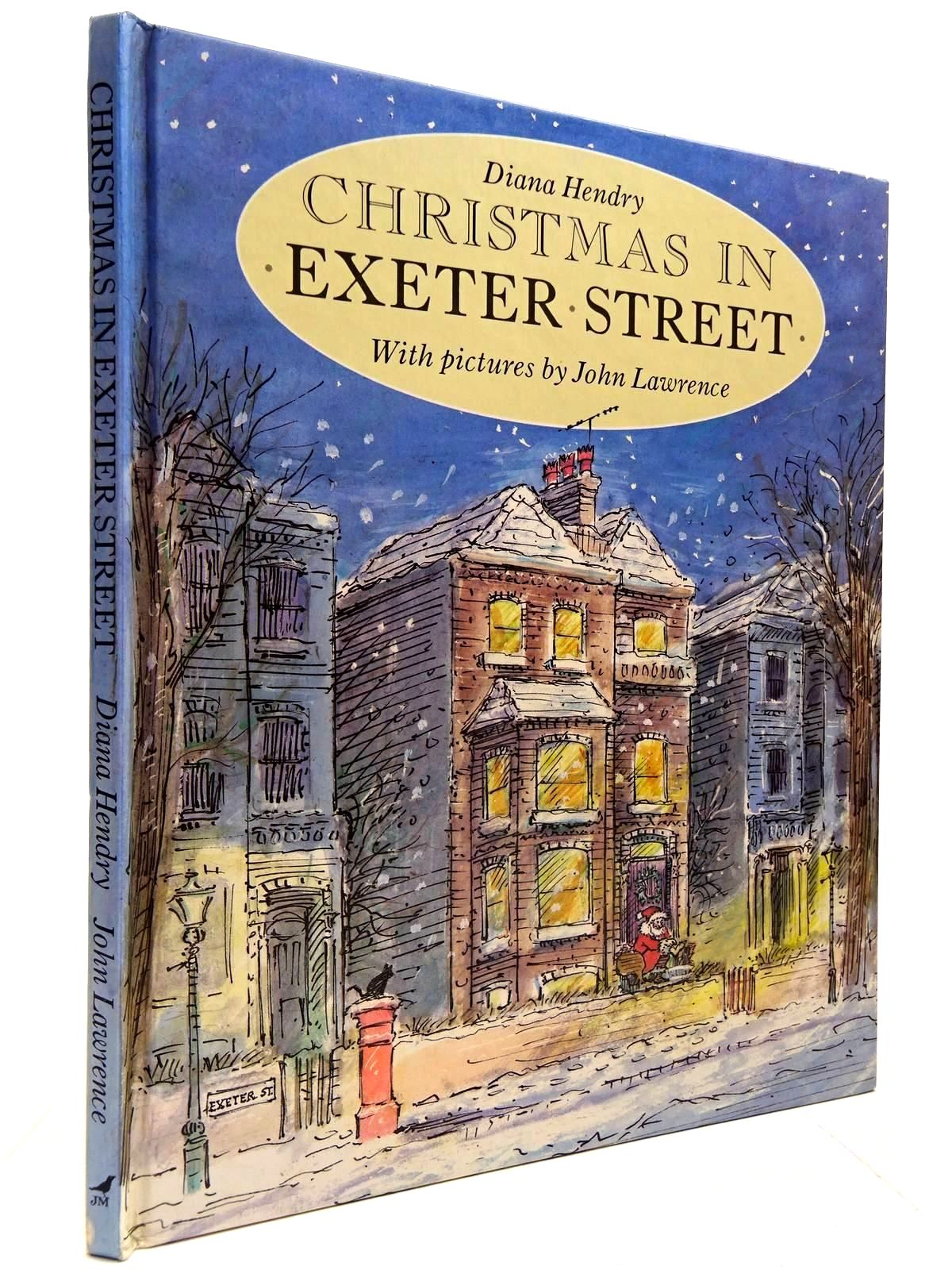 Photo of CHRISTMAS IN EXETER STREET- Stock Number: 2130613