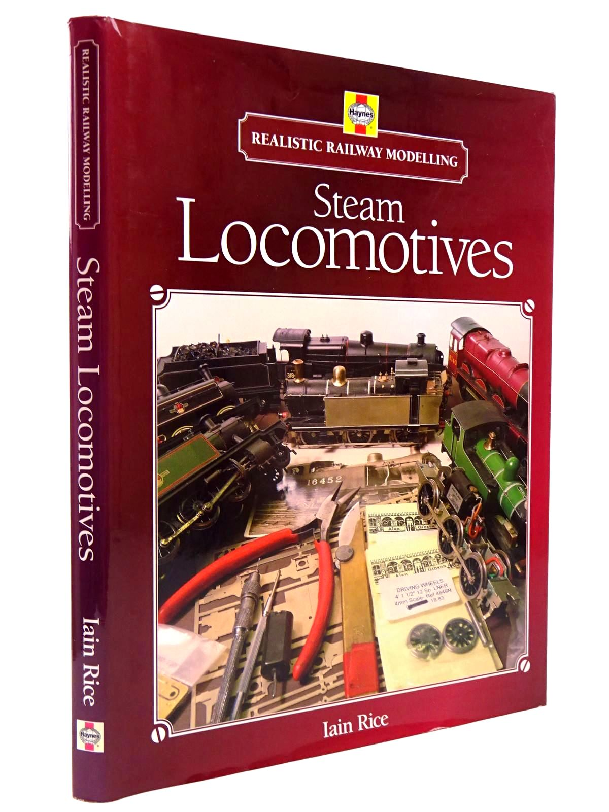 Photo of STEAM LOCOMOTIVES - REALISTIC RAILWAY MODELLING- Stock Number: 2130619