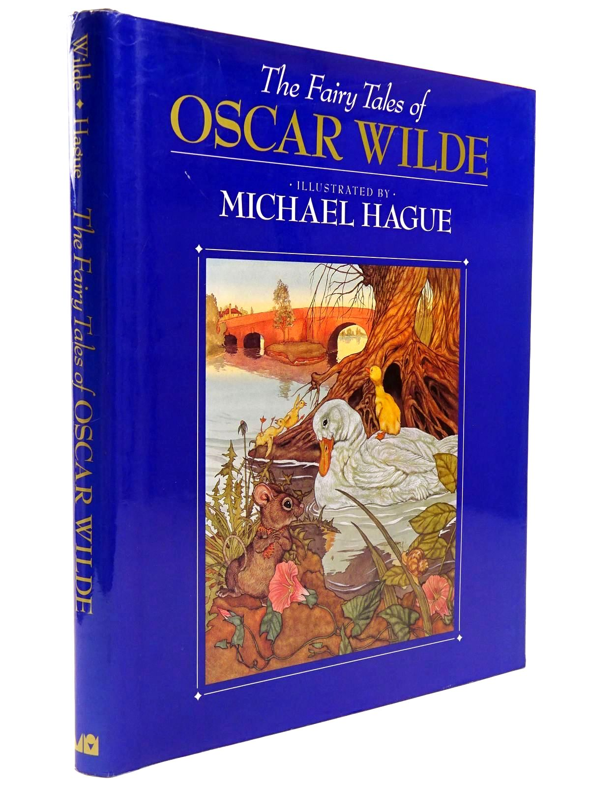 Photo of THE FAIRY TALES OF OSCAR WILDE written by Wilde, Oscar illustrated by Hague, Michael published by Michael O'Mara Books Limited (STOCK CODE: 2130626)  for sale by Stella & Rose's Books