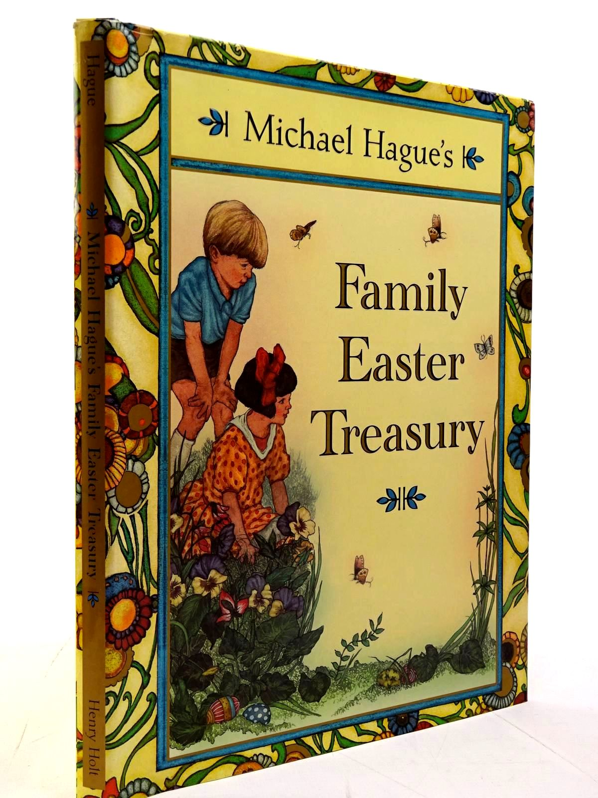 Photo of FAMILY EASTER TREASURY- Stock Number: 2130633