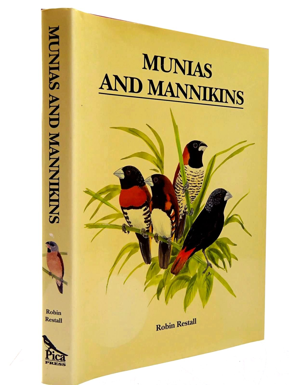 Photo of MUNIAS AND MANNIKINS written by Restall, Robin L. published by Pica Press (STOCK CODE: 2130648)  for sale by Stella & Rose's Books