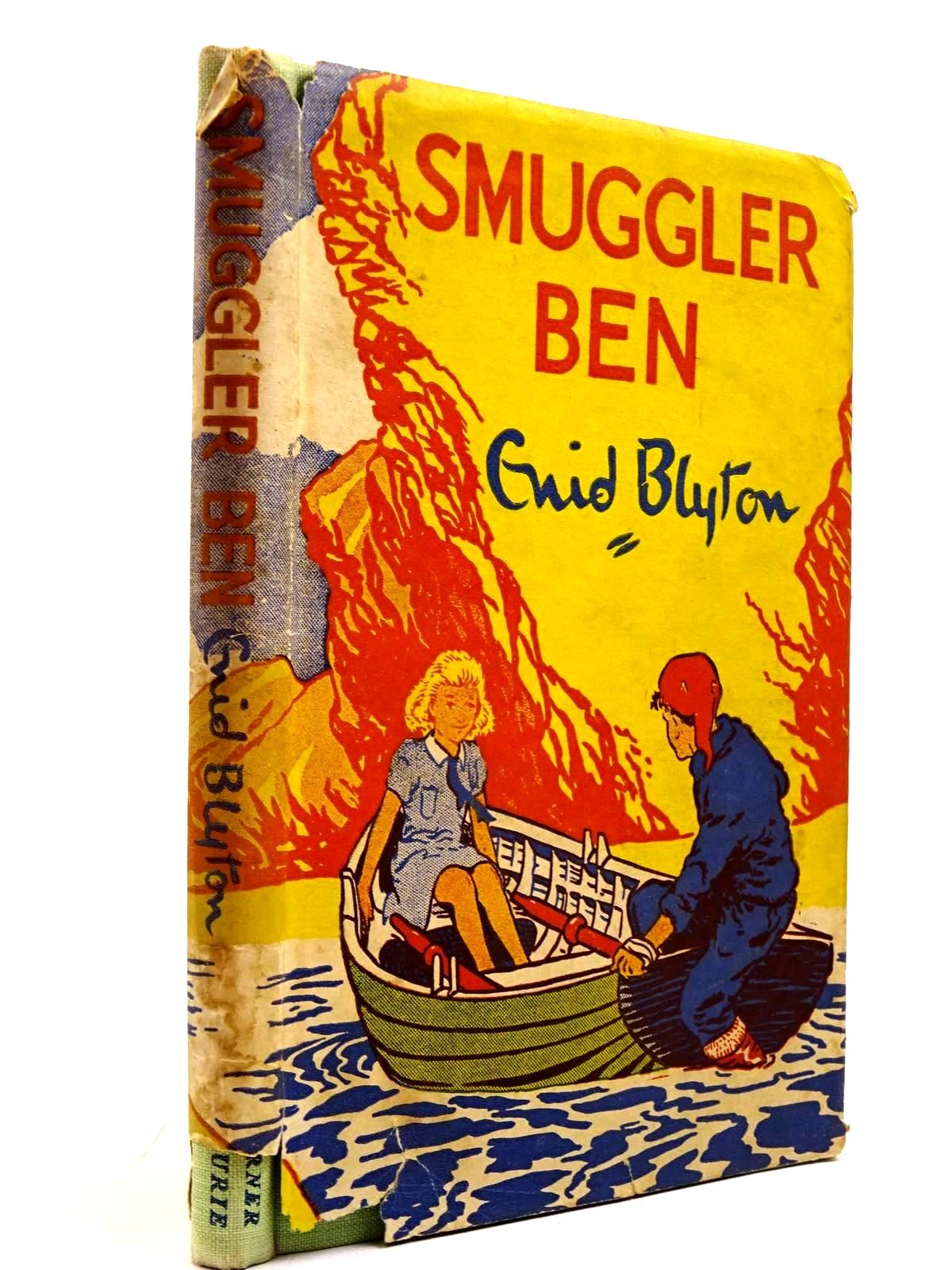 Photo of SMUGGLER BEN written by Blyton, Enid illustrated by Backhouse, G.W. published by Werner Laurie (STOCK CODE: 2130662)  for sale by Stella & Rose's Books