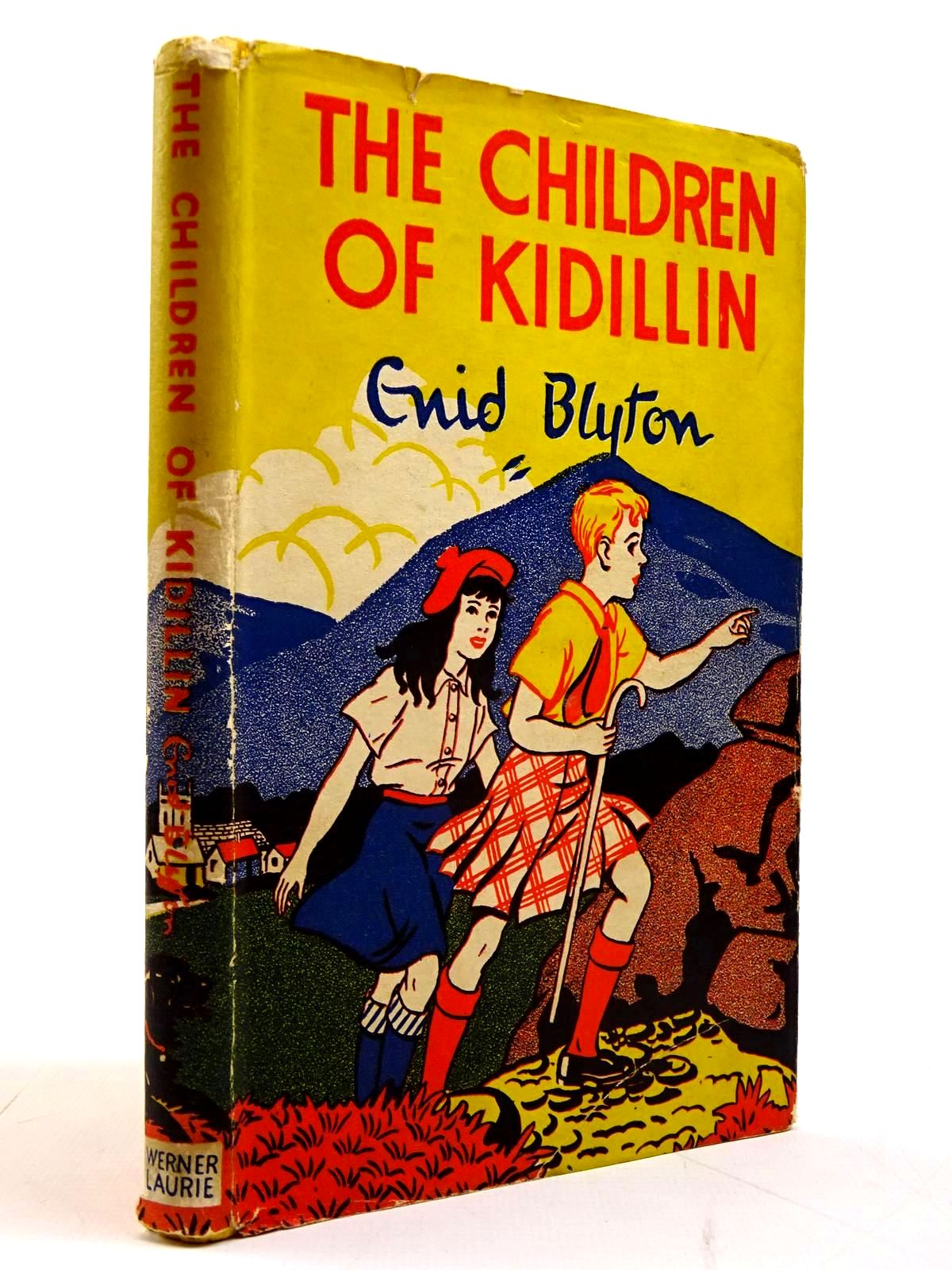 Photo of THE CHILDREN OF KIDILLIN- Stock Number: 2130669