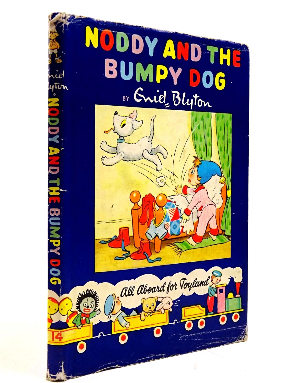 Photo of NODDY AND THE BUMPY DOG- Stock Number: 2130673