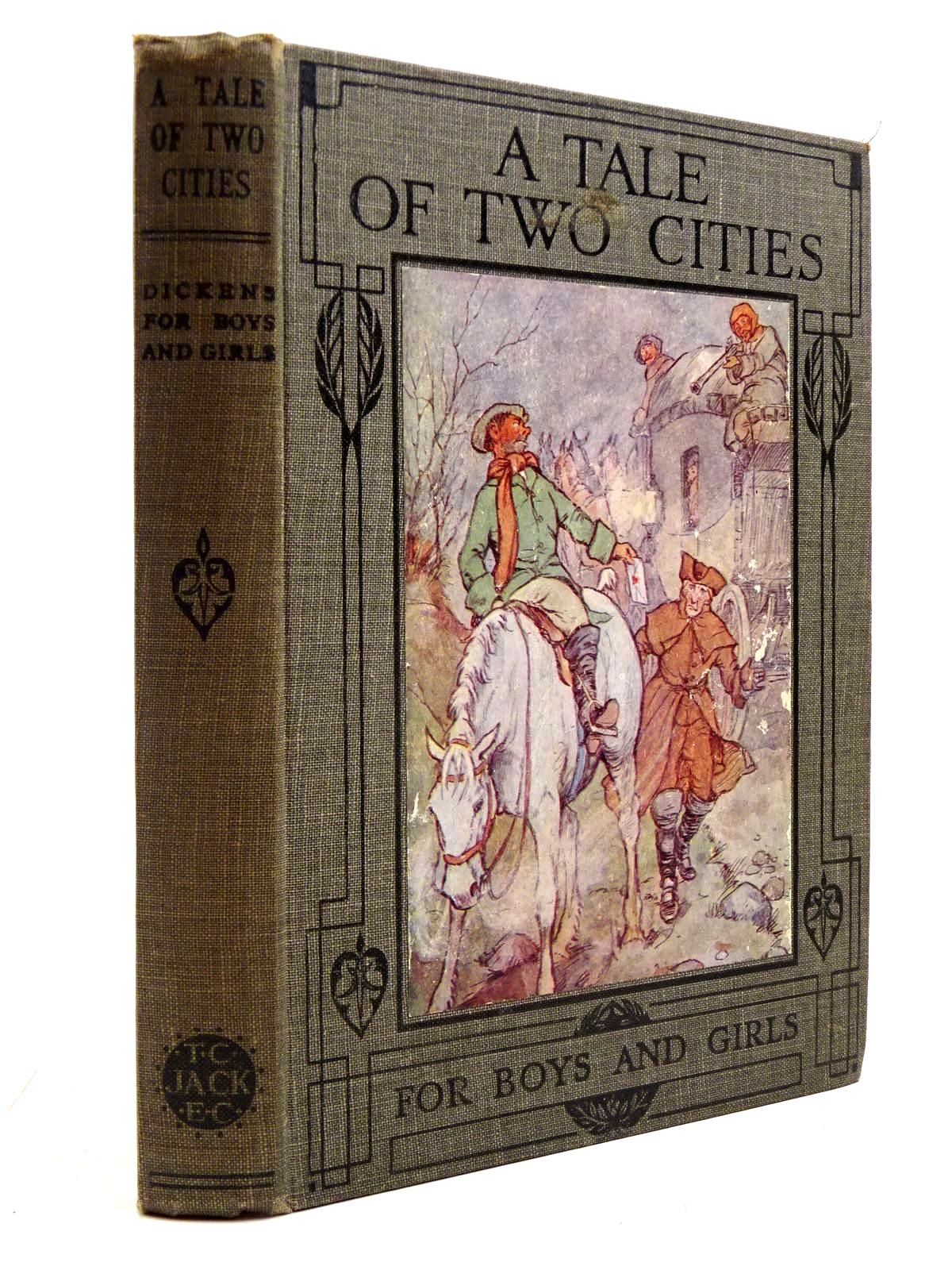 Photo of A TALE OF TWO CITIES- Stock Number: 2130675