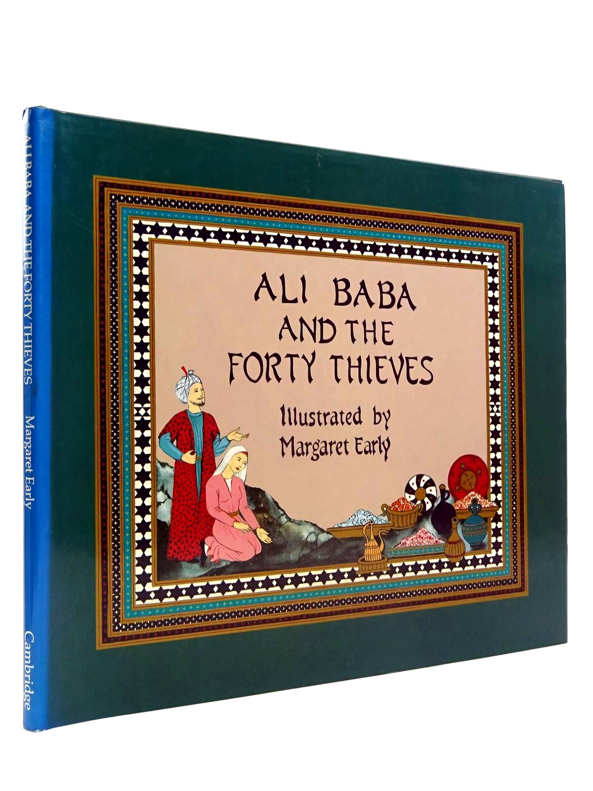 Photo of ALI BABA AND THE FORTY THIEVES written by Mcvitty, Walter illustrated by Early, Margaret published by Cambridge University Press (STOCK CODE: 2130703)  for sale by Stella & Rose's Books