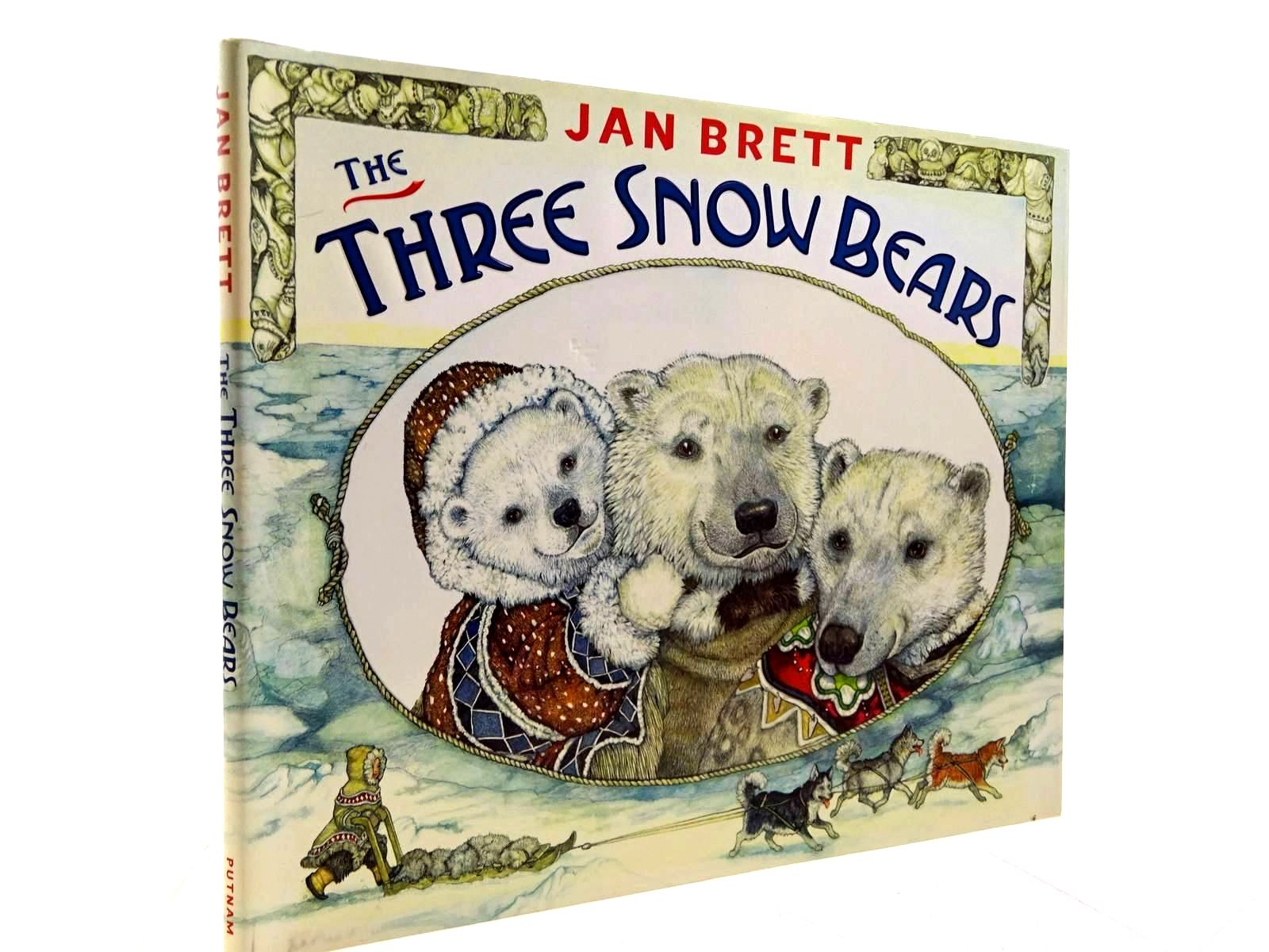 Photo of THE THREE SNOW BEARS- Stock Number: 2130736