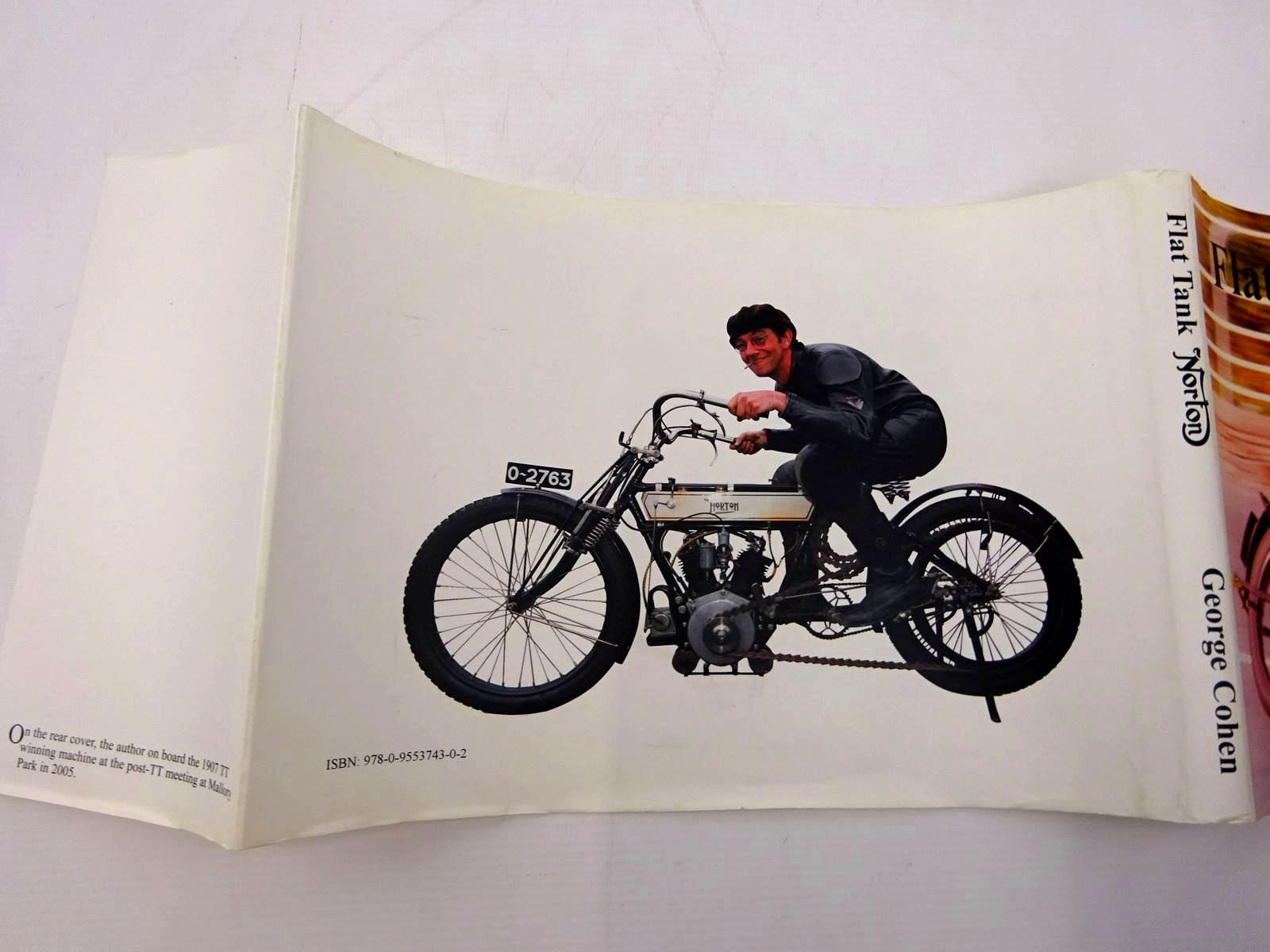 Photo of FLAT TANK NORTON written by Cohen, George published by Norton George Publishing (STOCK CODE: 2130754)  for sale by Stella & Rose's Books