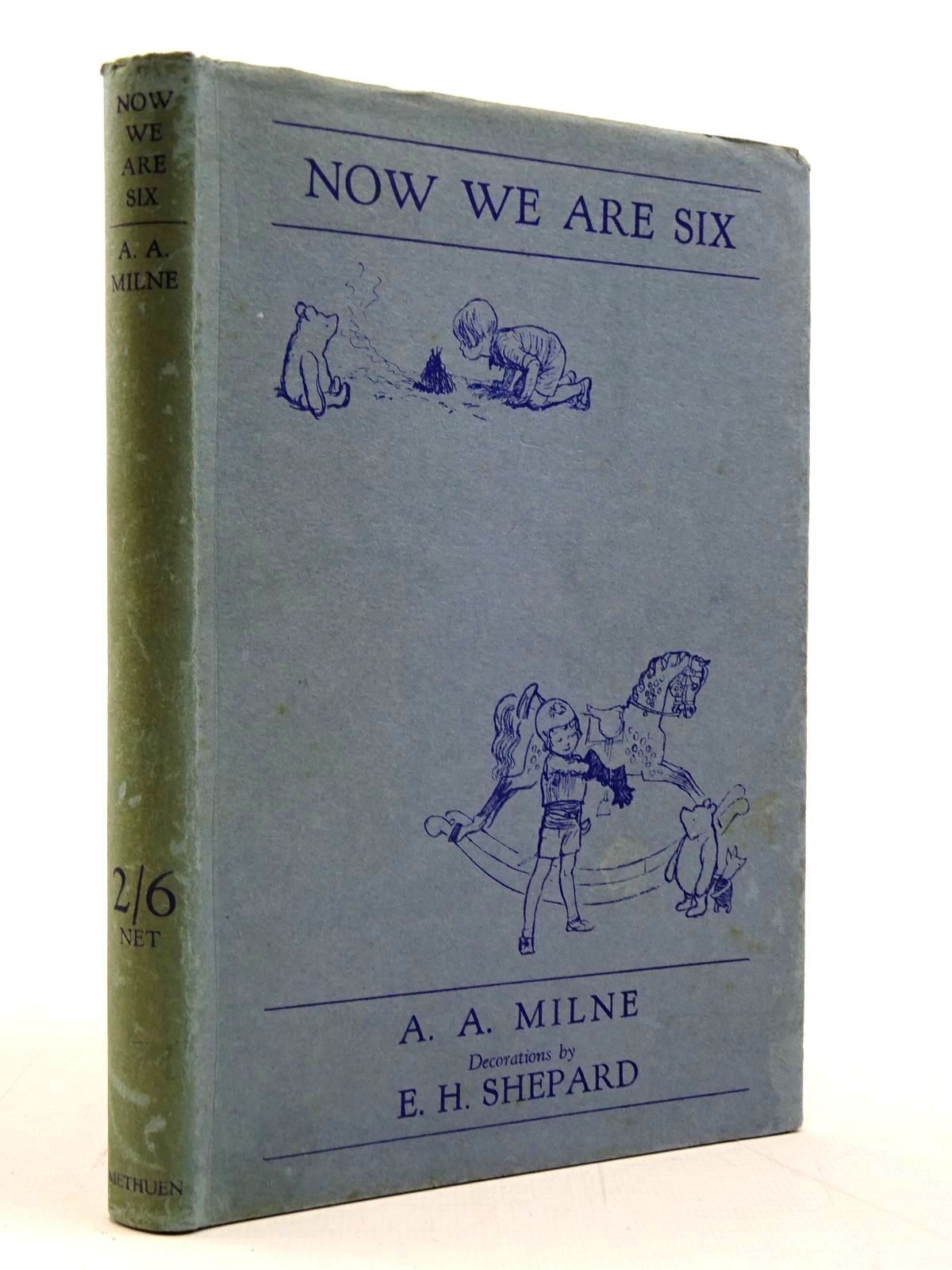Photo of NOW WE ARE SIX- Stock Number: 2130770