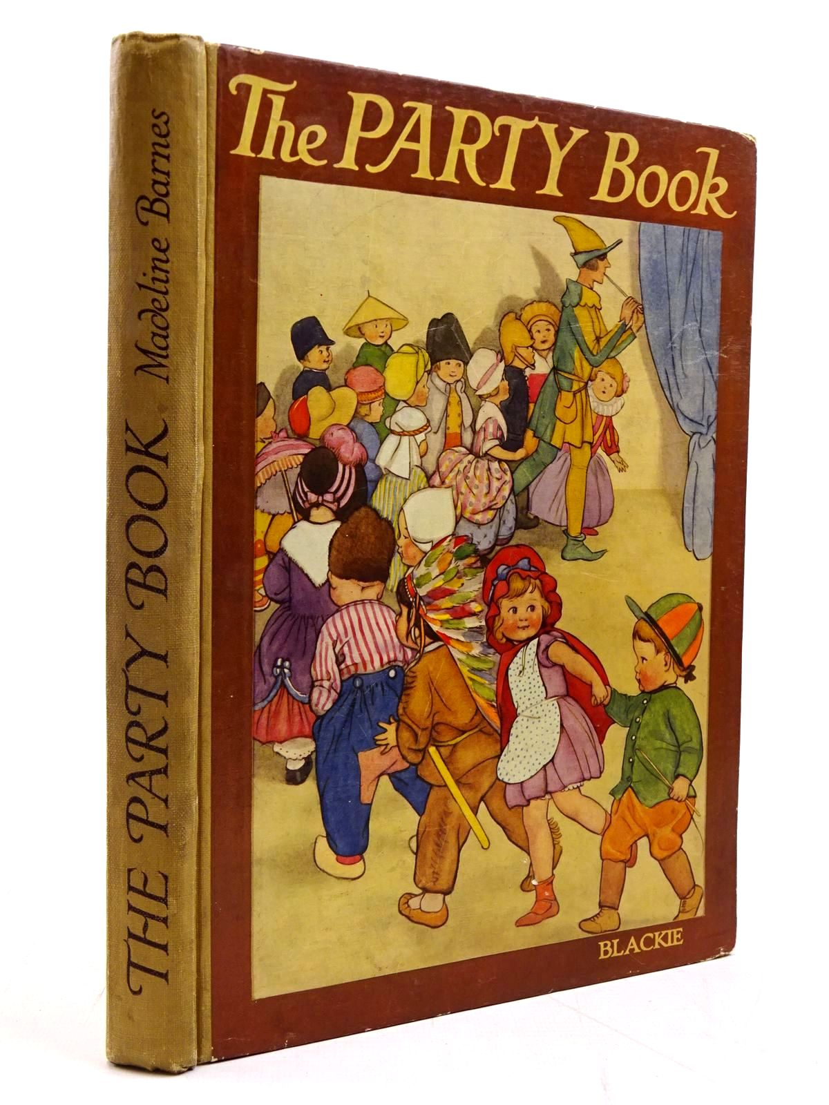 Photo of THE PARTY BOOK- Stock Number: 2130778