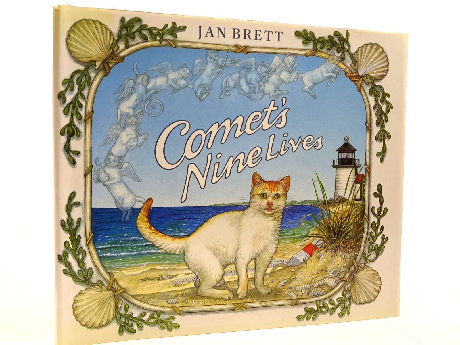 Photo of COMET'S NINE LIVES- Stock Number: 2130796
