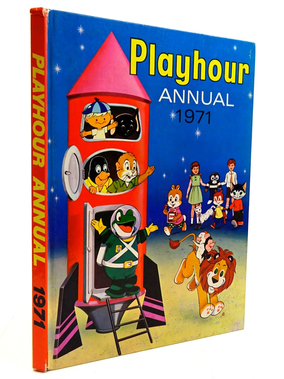 Photo of PLAYHOUR ANNUAL 1971- Stock Number: 2130829