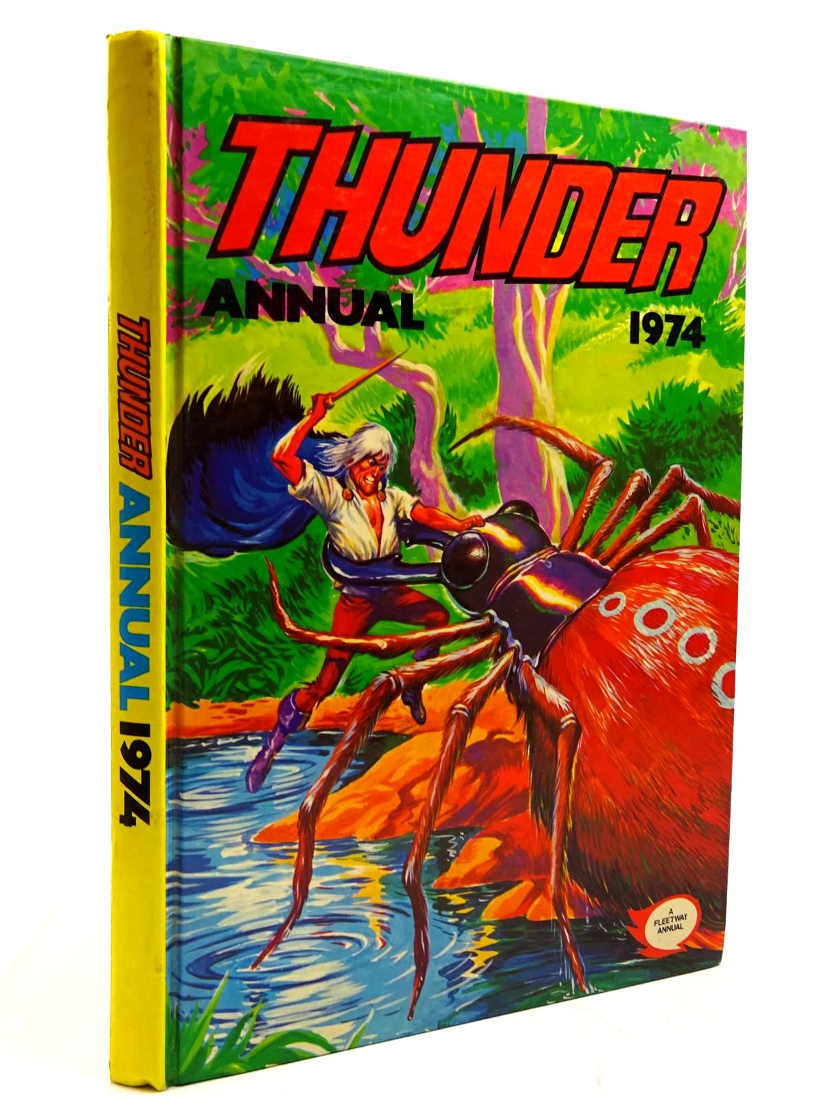 Photo of THUNDER ANNUAL 1974- Stock Number: 2130830