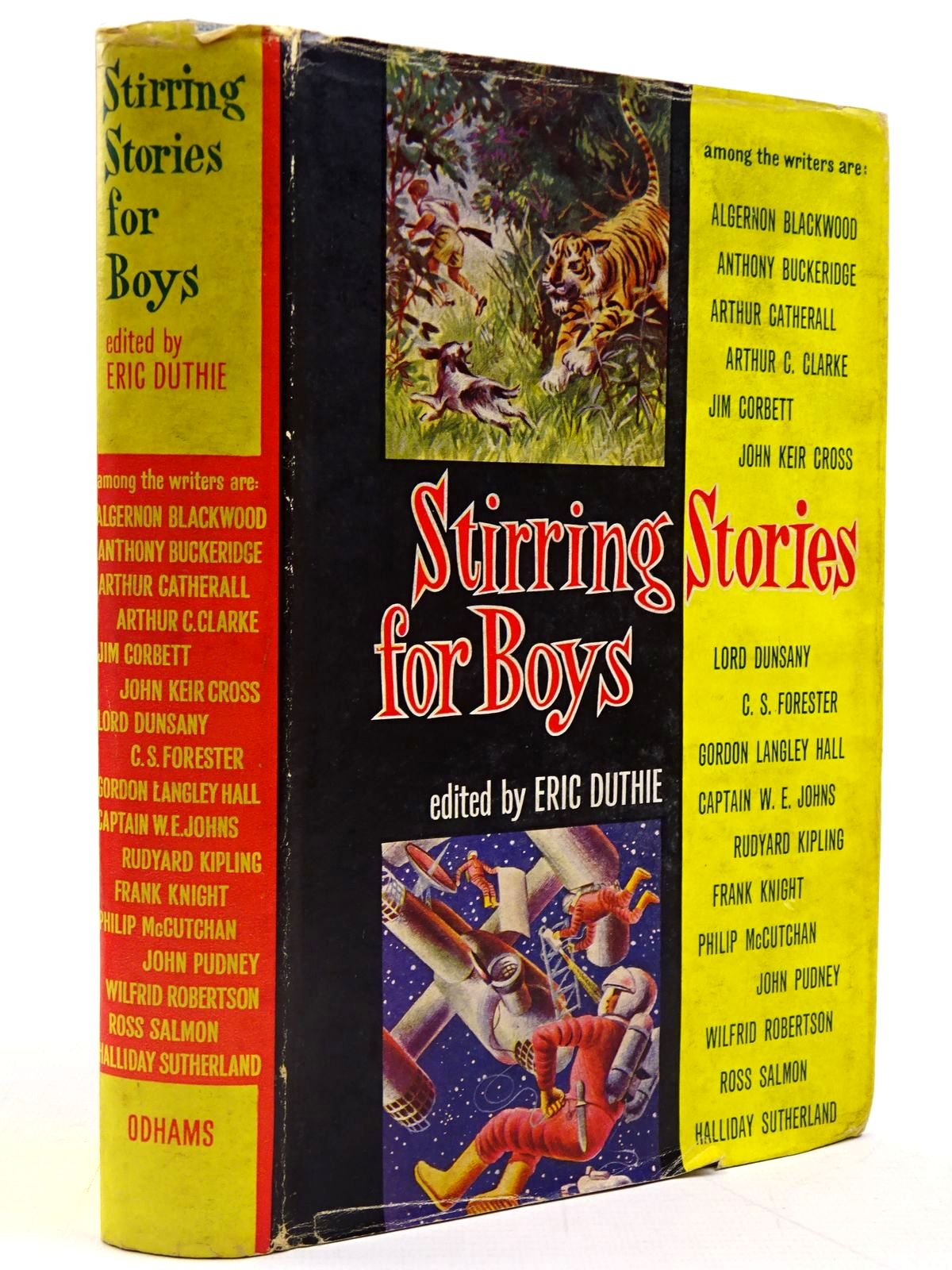 Photo of STIRRING STORIES FOR BOYS- Stock Number: 2130859