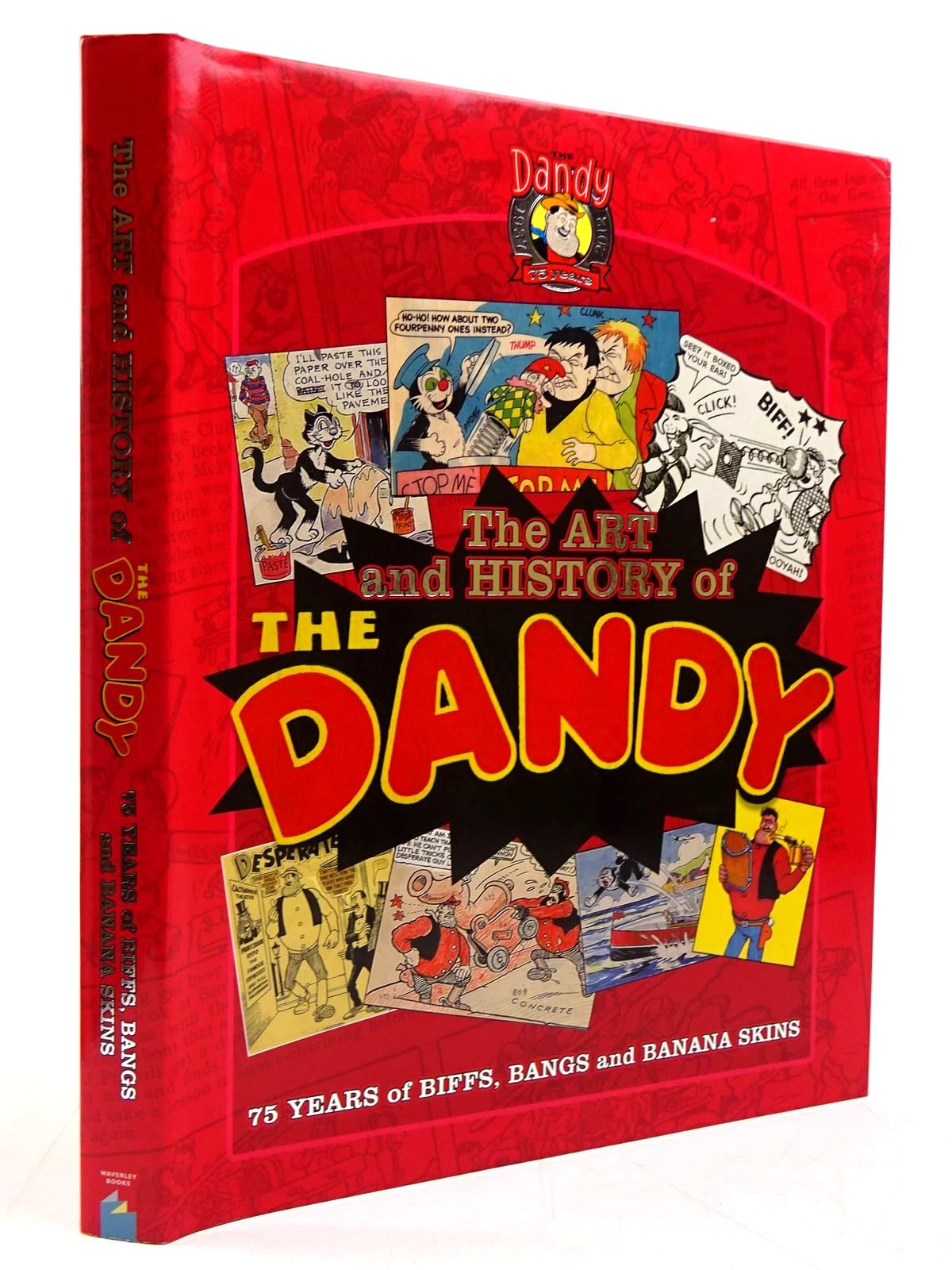 Photo of THE ART AND HISTORY OF THE DANDY written by Barnes, Albert et al,  published by Waverley Books (STOCK CODE: 2130867)  for sale by Stella & Rose's Books