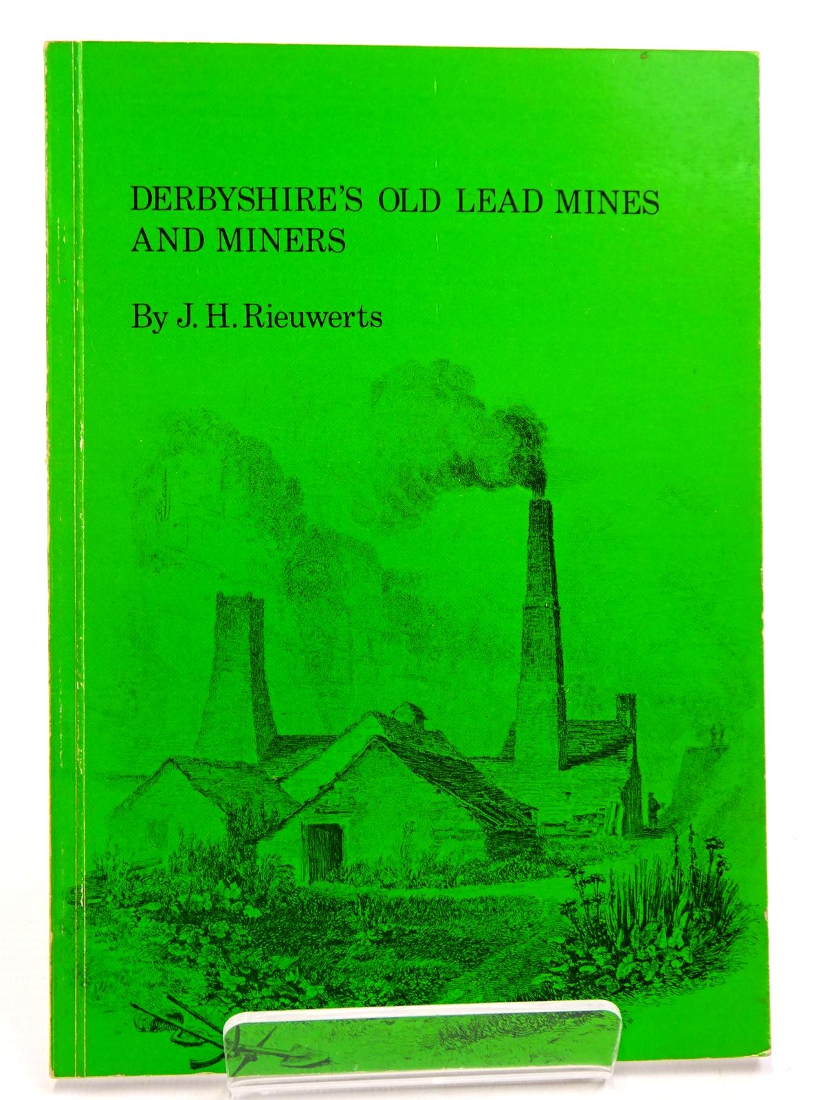 Photo of DERBYSHIRE'S OLD LEAD MINES AND MINERS- Stock Number: 2130905